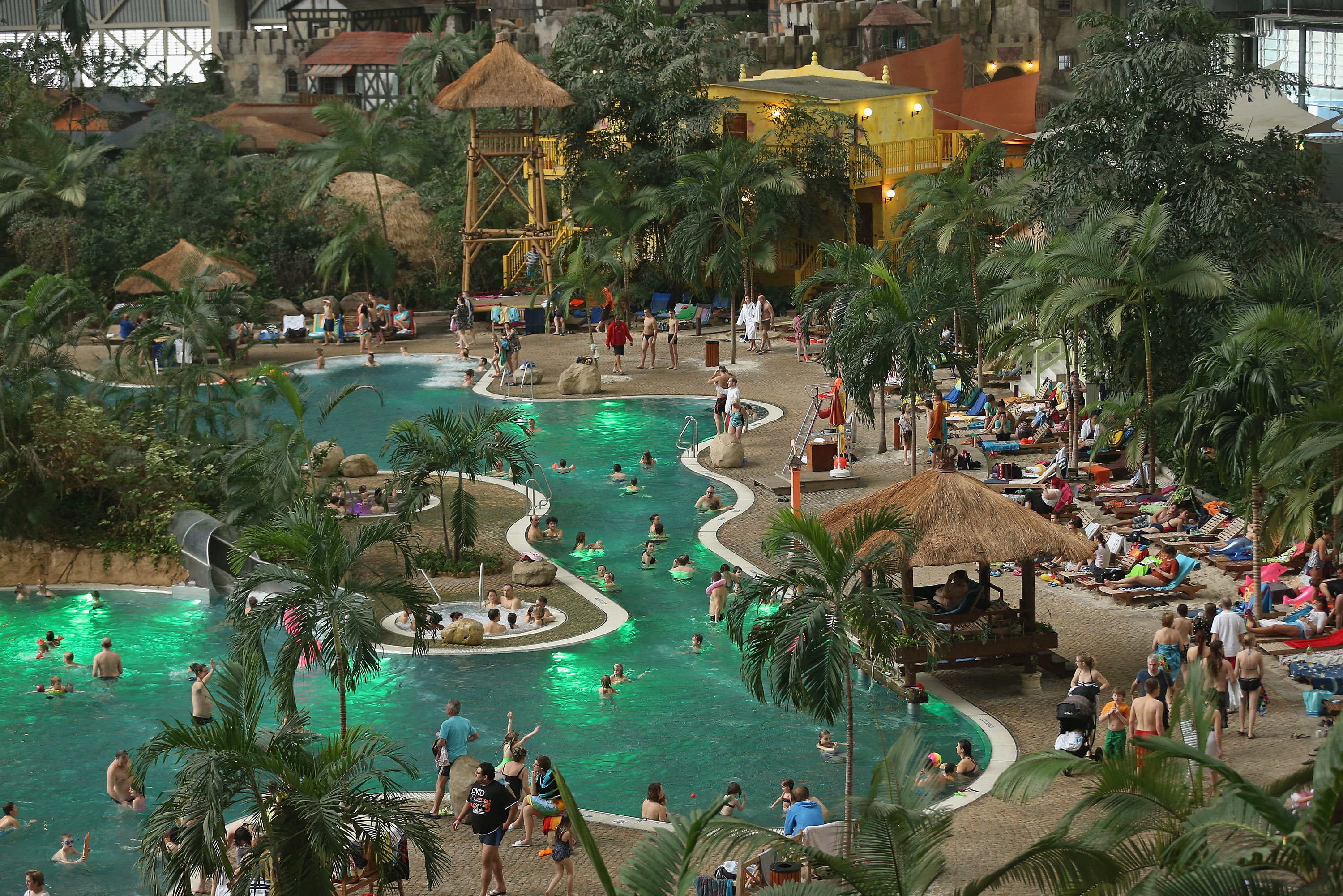 Indoor Water Parks Near Sevierville, Tennessee | USA Today