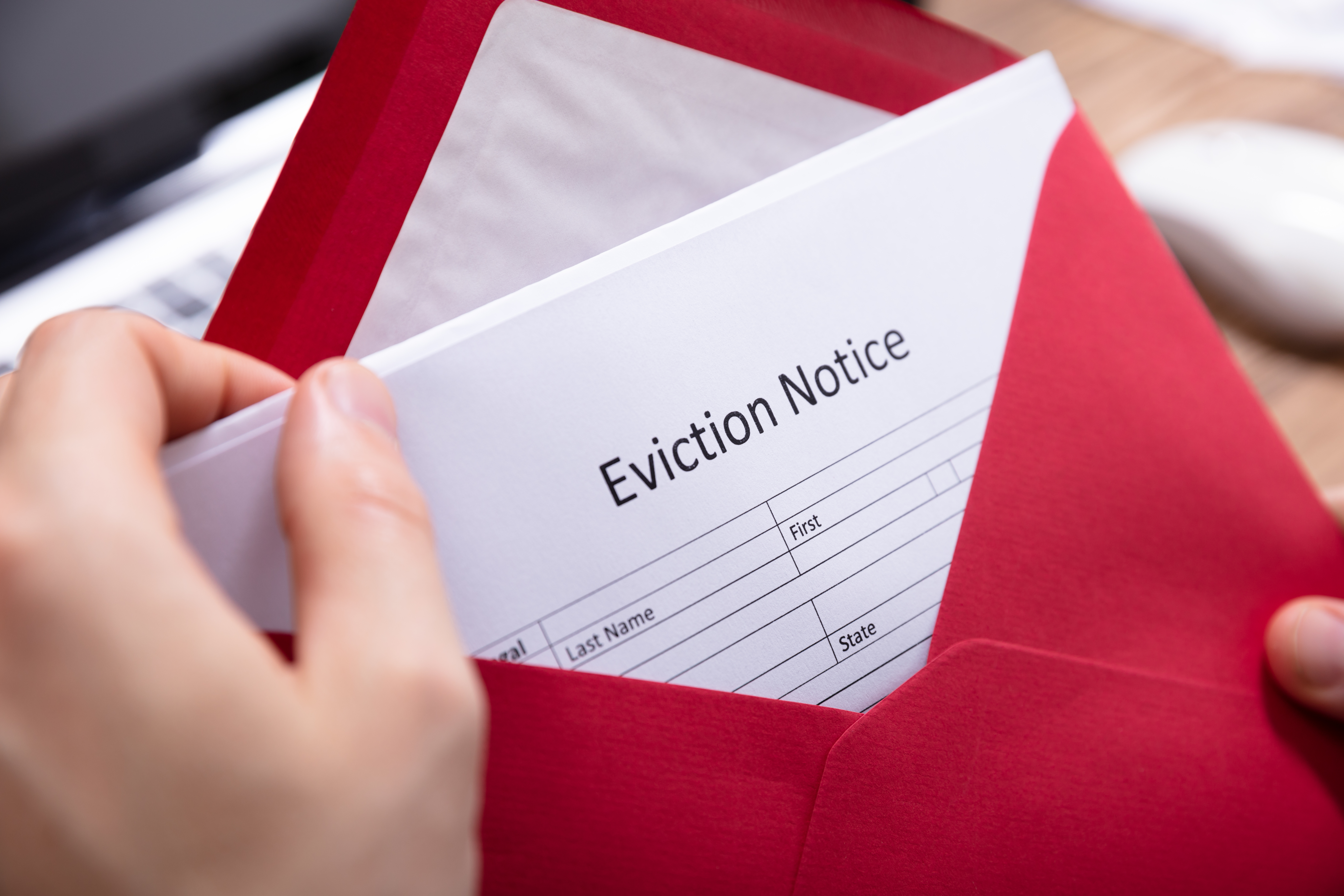 How To Write A Response Letter To An Eviction Notice