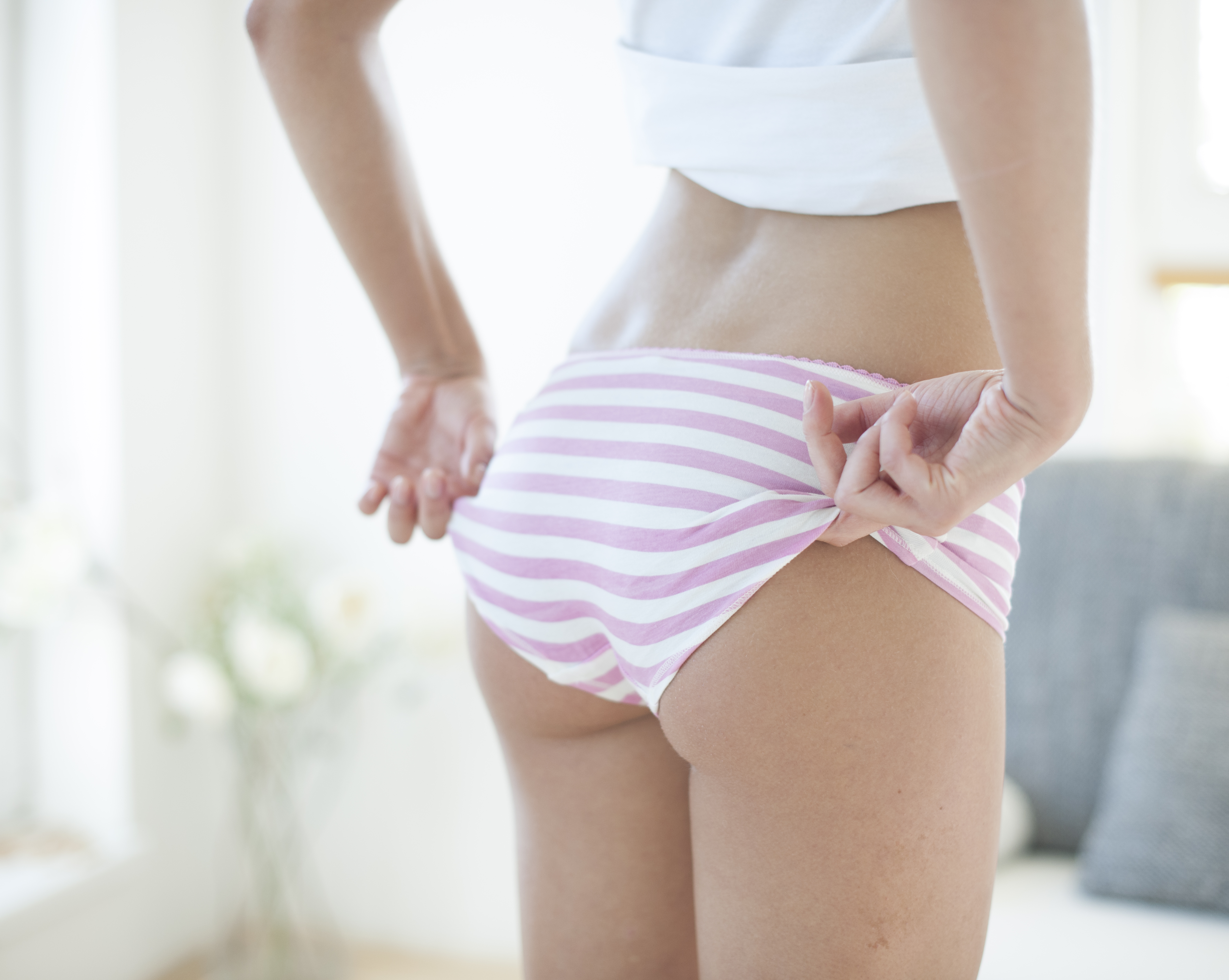Make Your Own Padded Panties