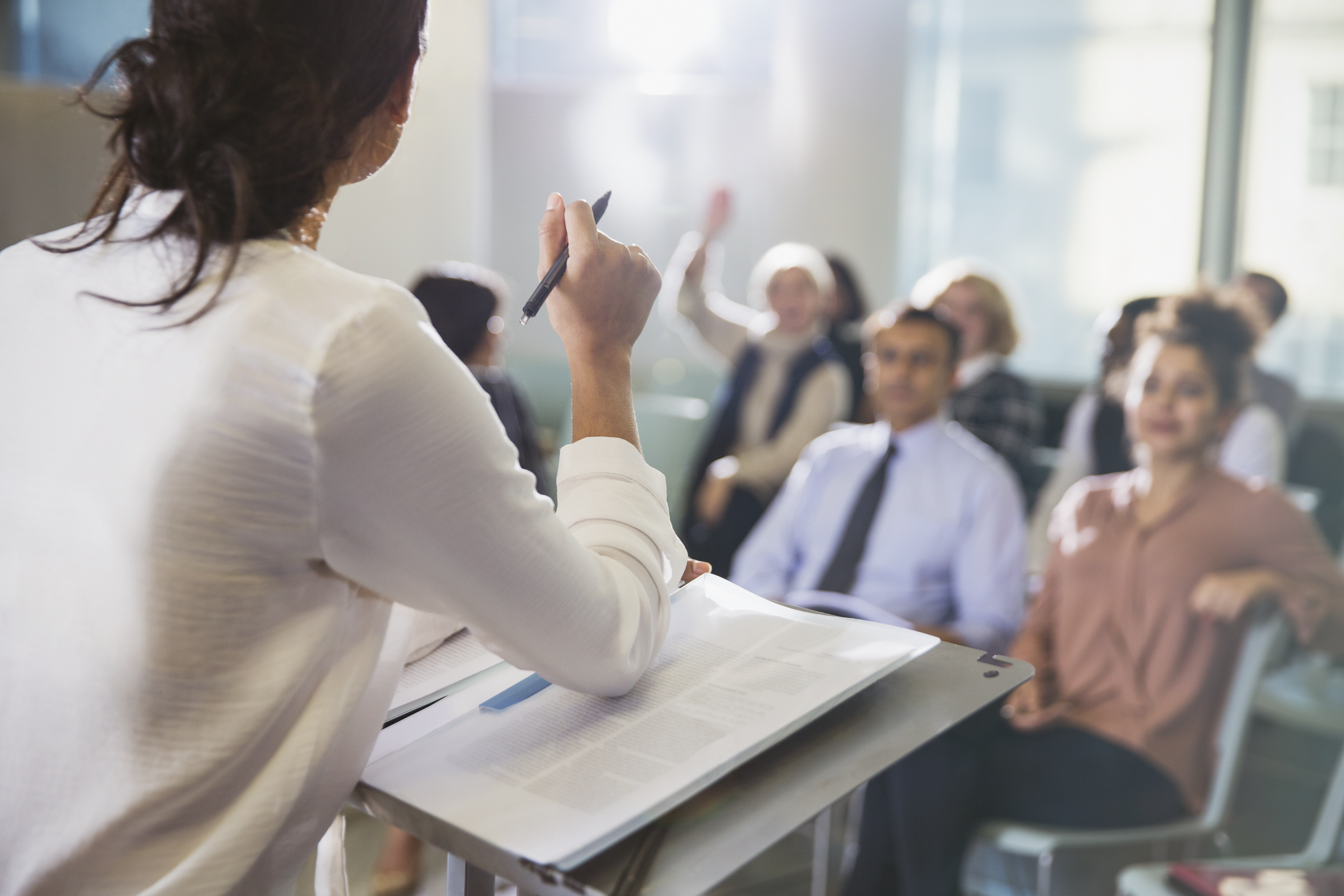 How to Prepare for an Interview for a Lecturer | Chron com