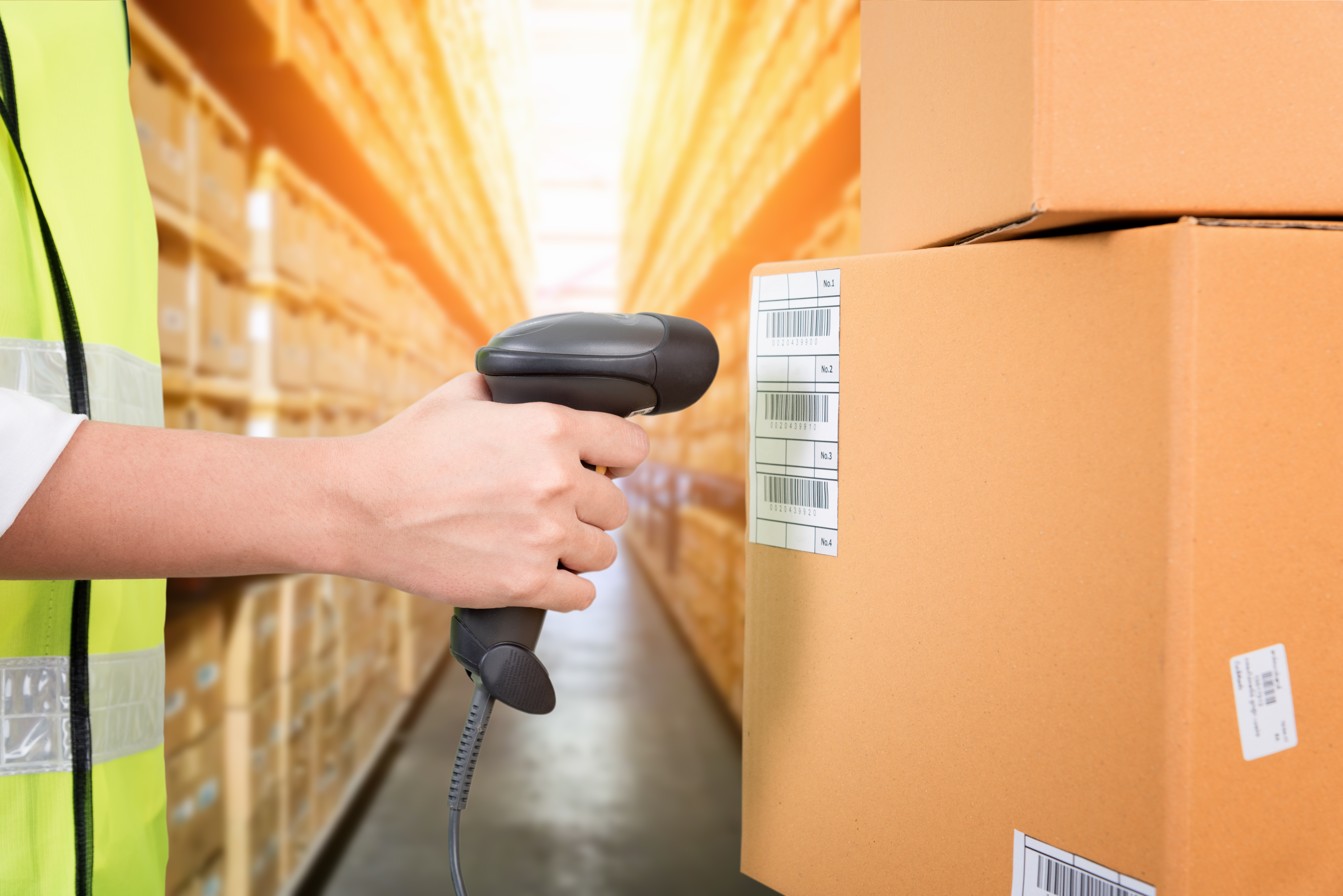 How to Identify a Manufacturer by Barcode   Bizfluent