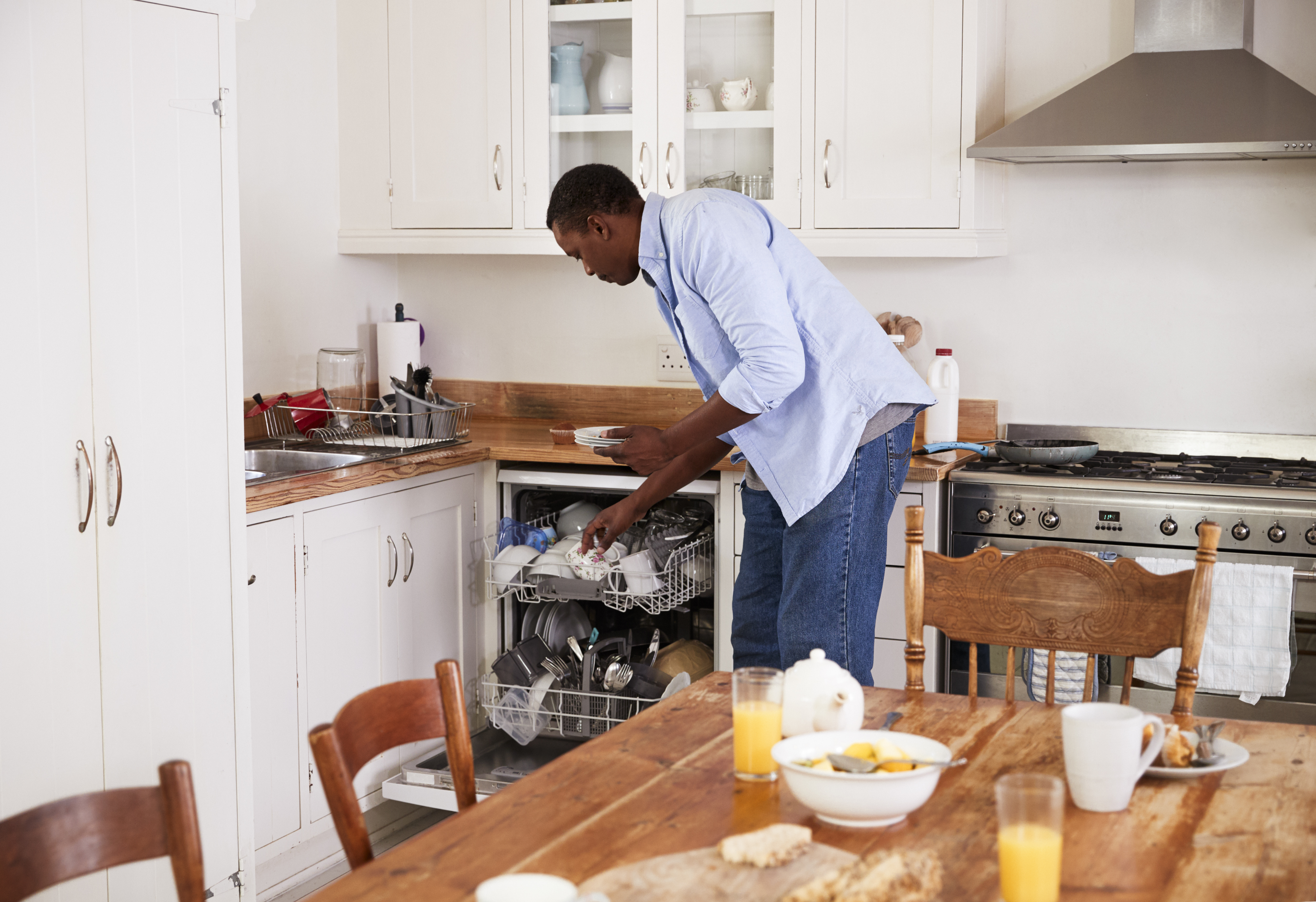 How To Unblock A Dishwasher >> How To Unblock A Dishwasher Home Guides Sf Gate