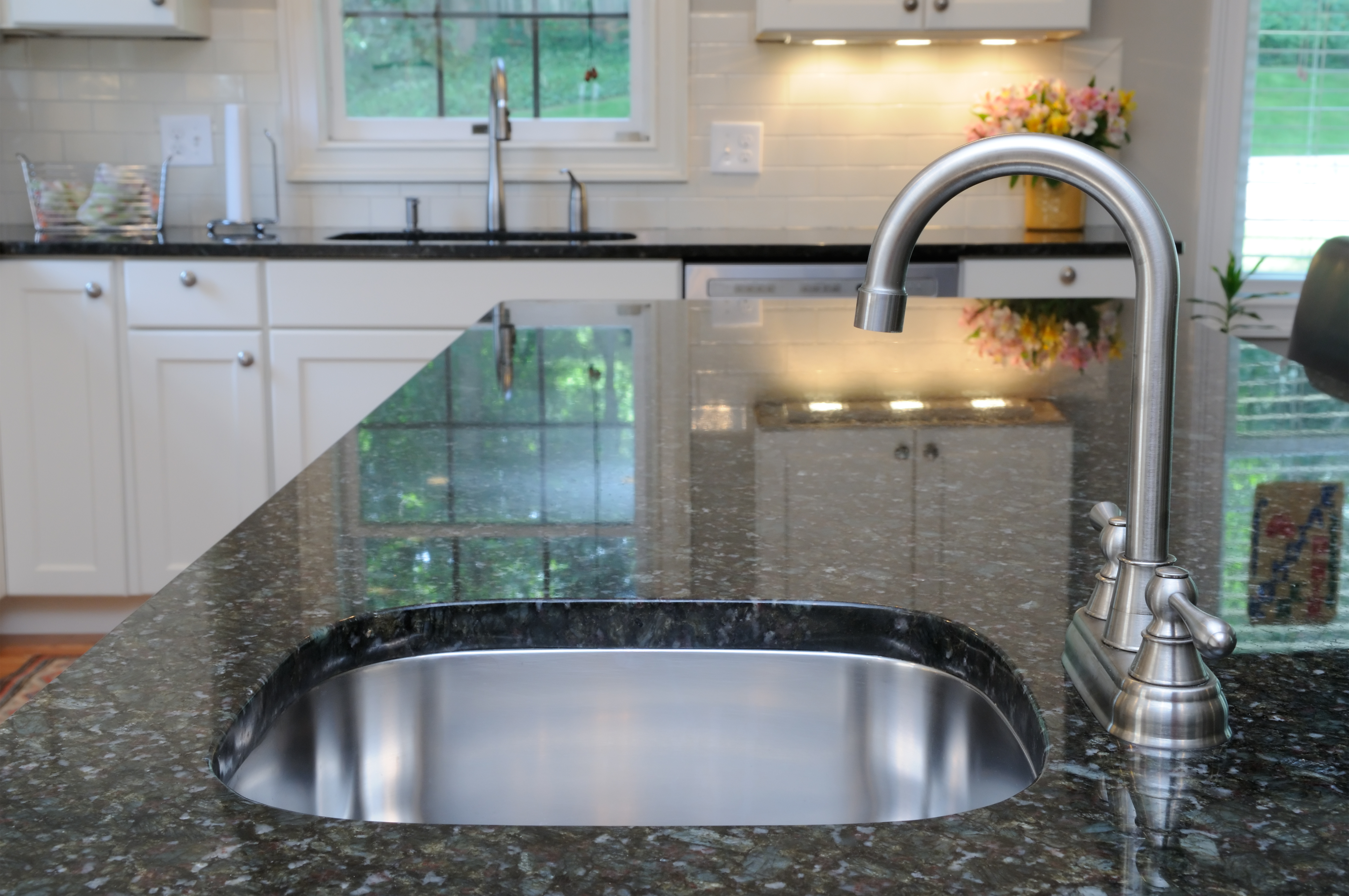 How To Repair A Loose Kitchen Faucet