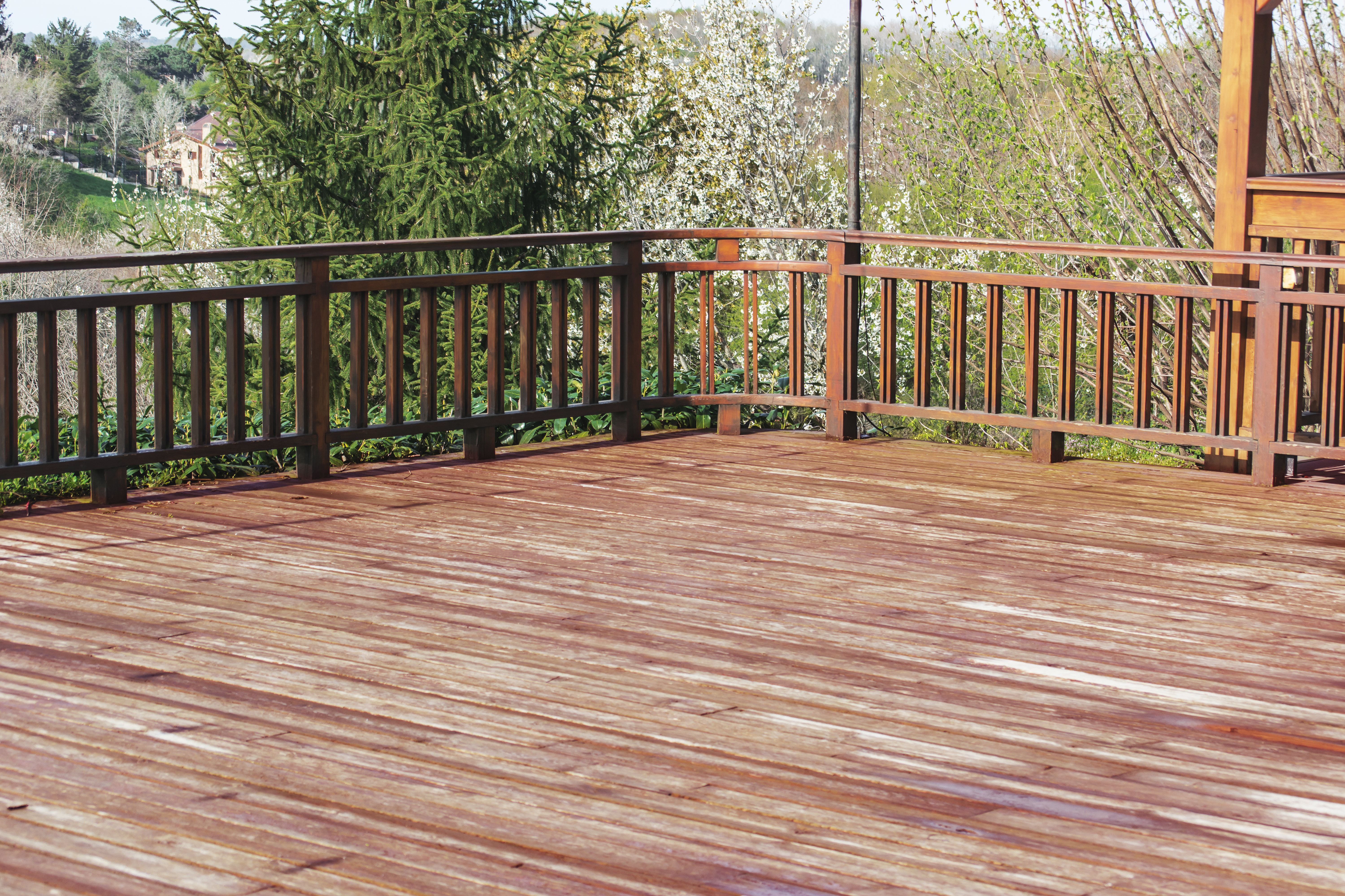 U S  Building Codes for Deck Railing | Home Guides | SF Gate