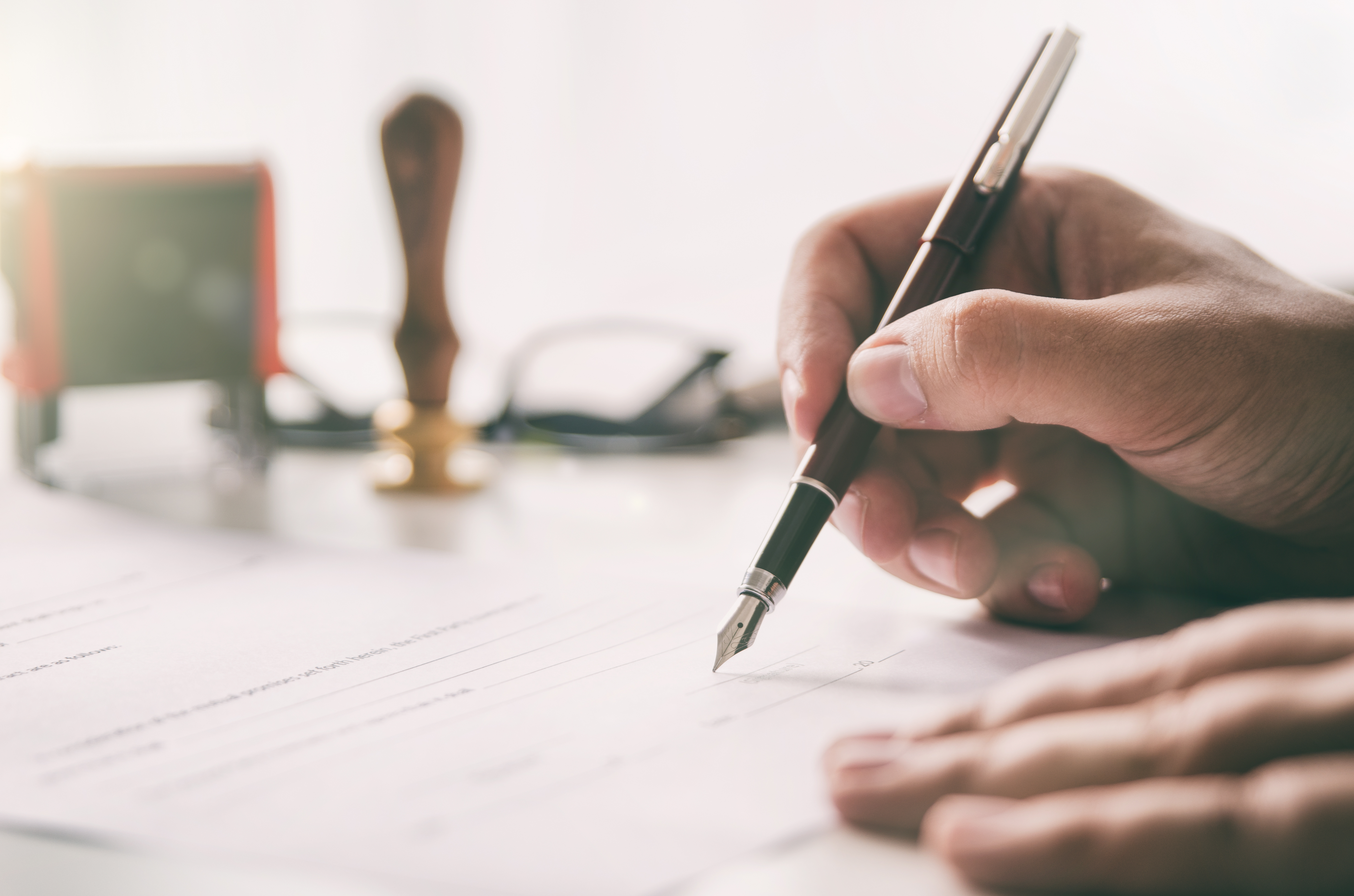 How to Rescind a Business Contract