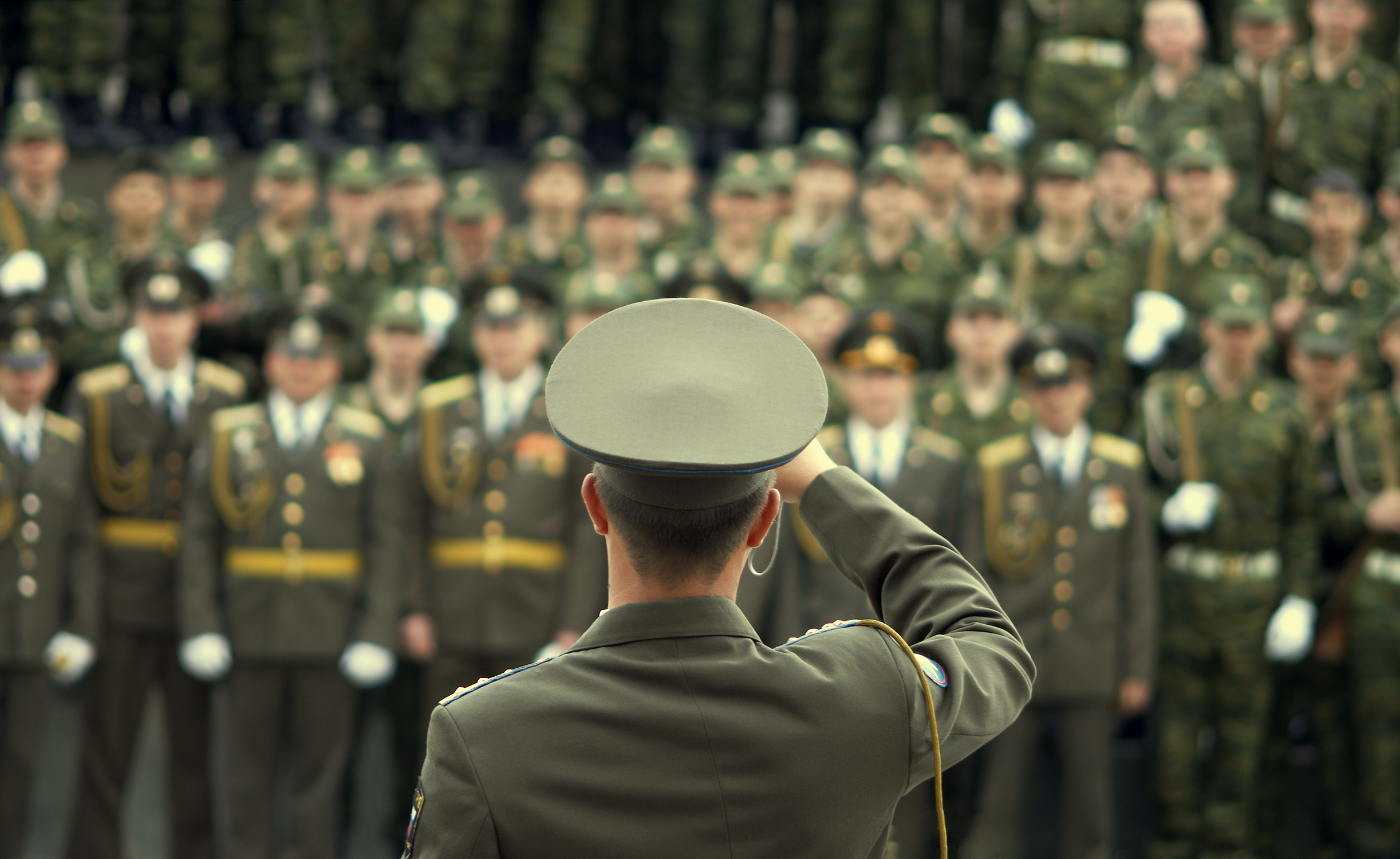 What Does It Take to Be a General in the Military?   Career