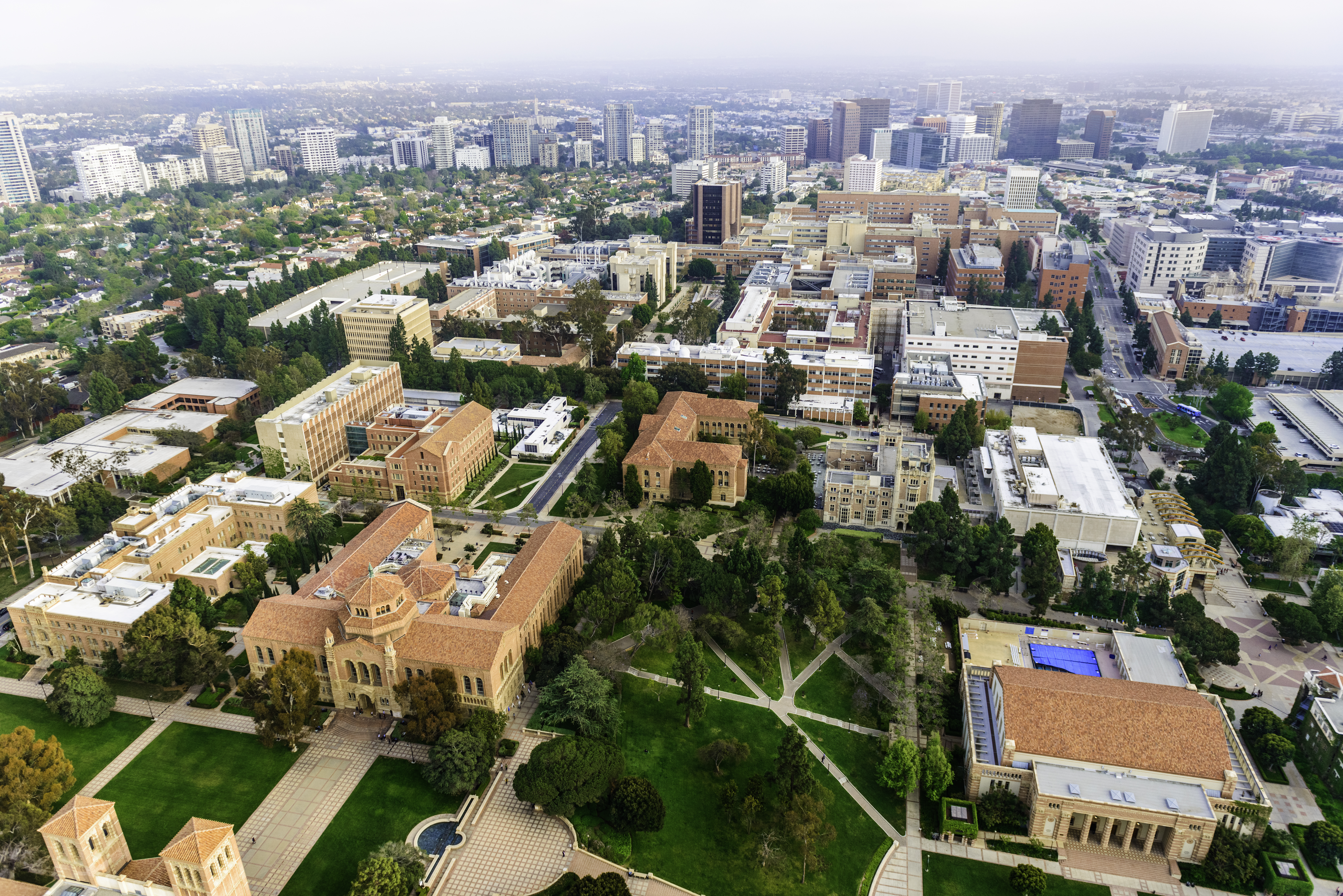 College Facts for UCLA | The Classroom