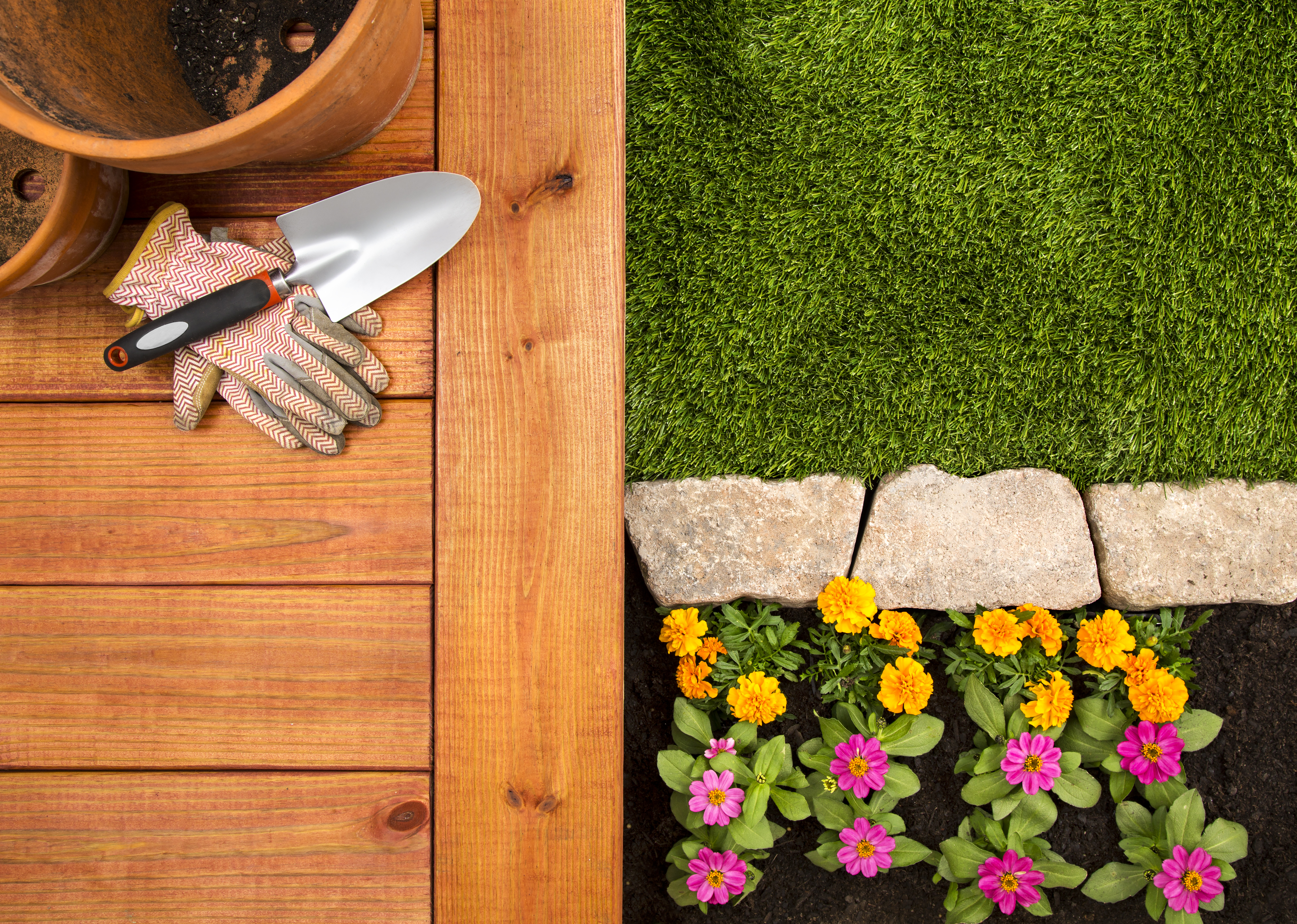 What to Use to Clean a Porch Without Killing Flowers   Home