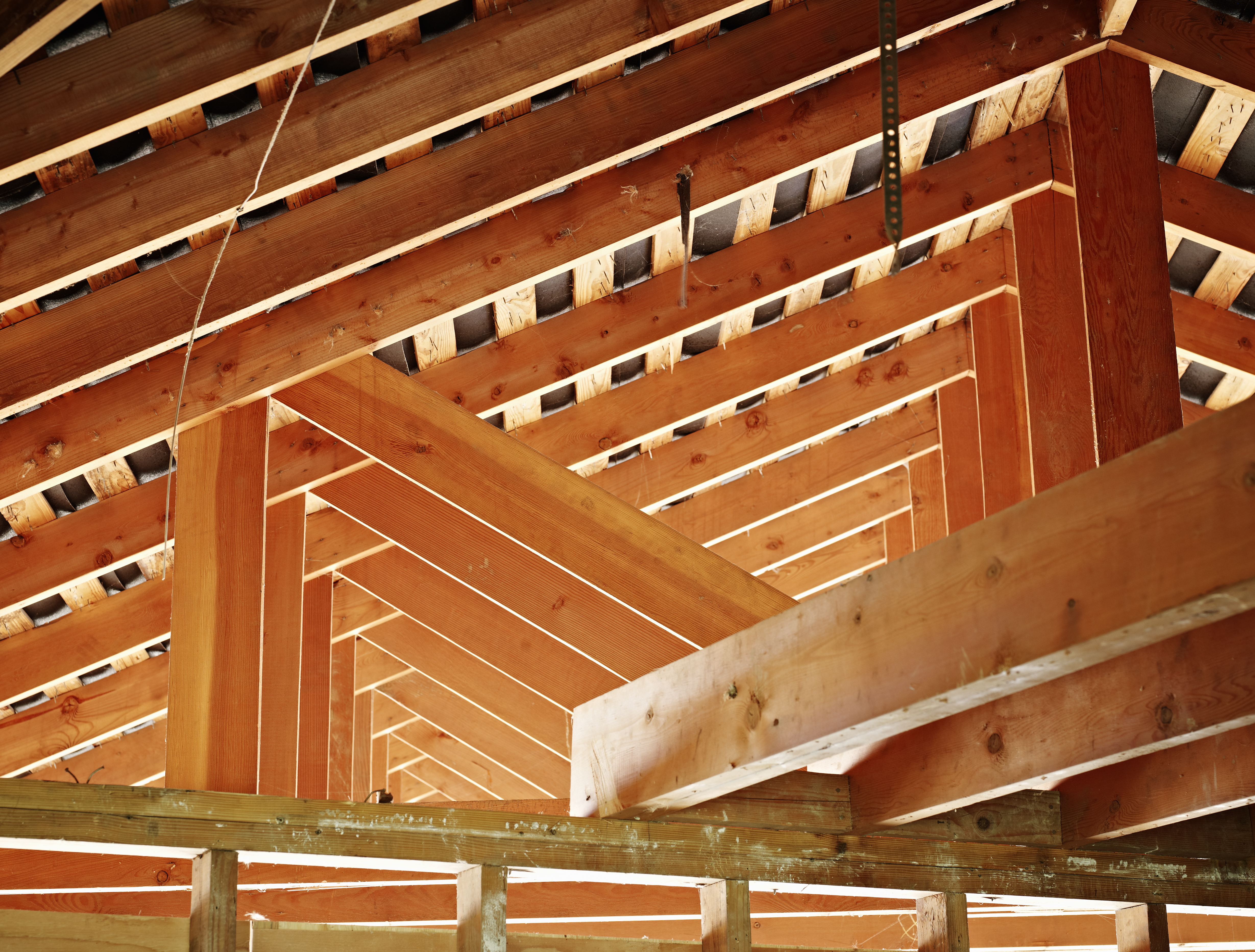 What Is the Standard Spacing of a Roof Rafter? | Hunker