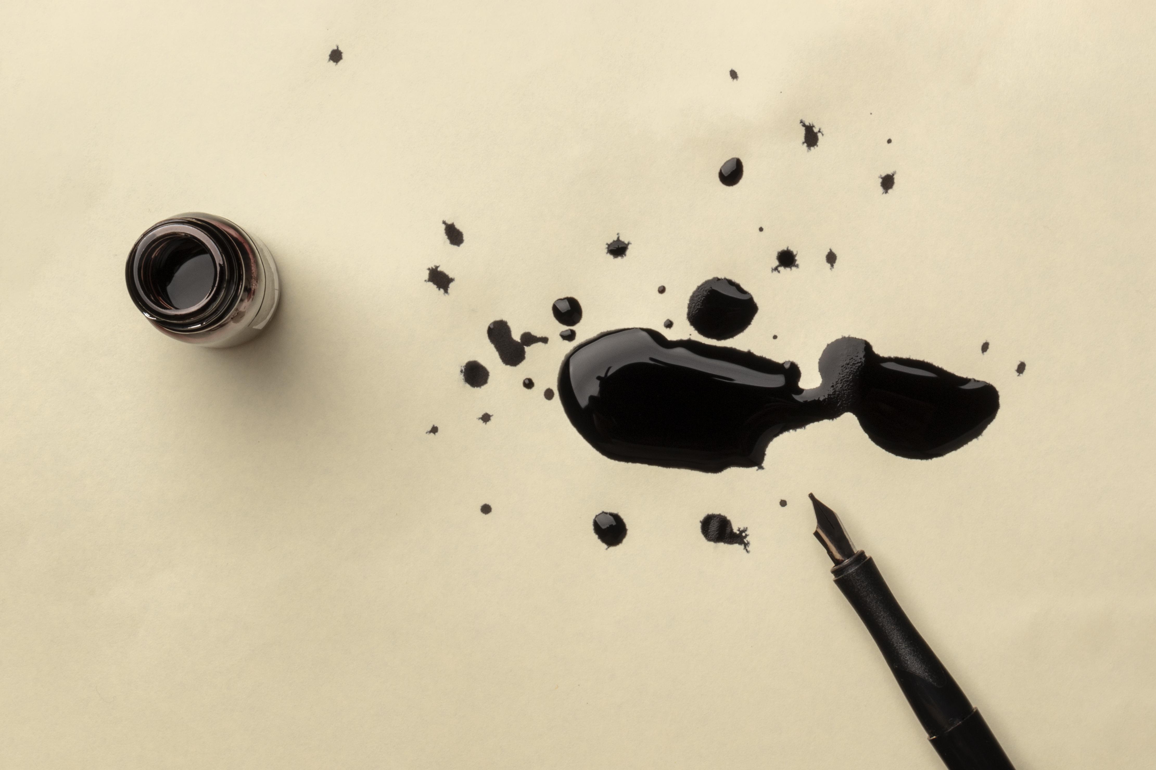 Cómo Remover Tinta De Una Hoja De Papel Sin Dañarla