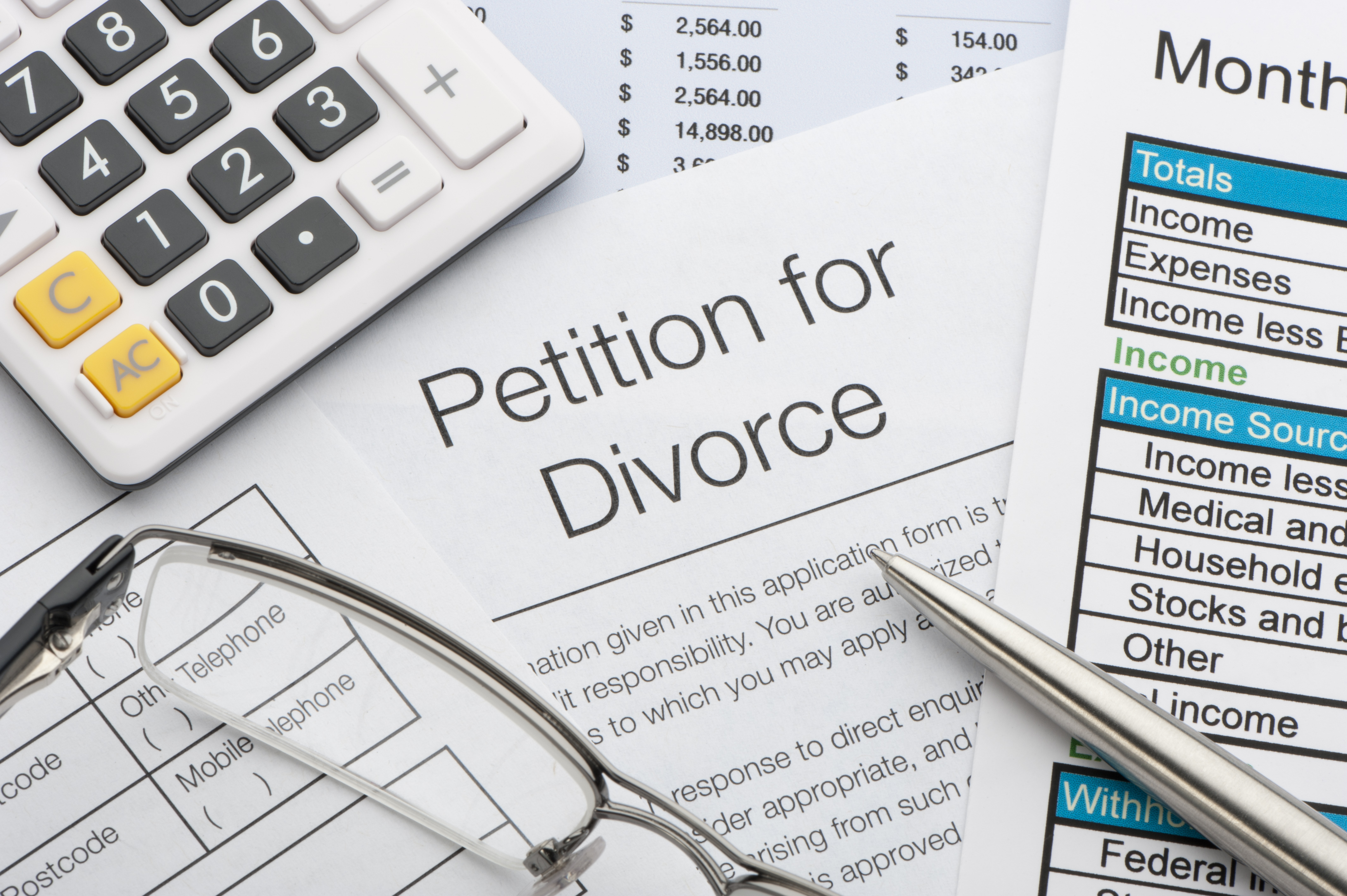 Marriage Desertion Law in California