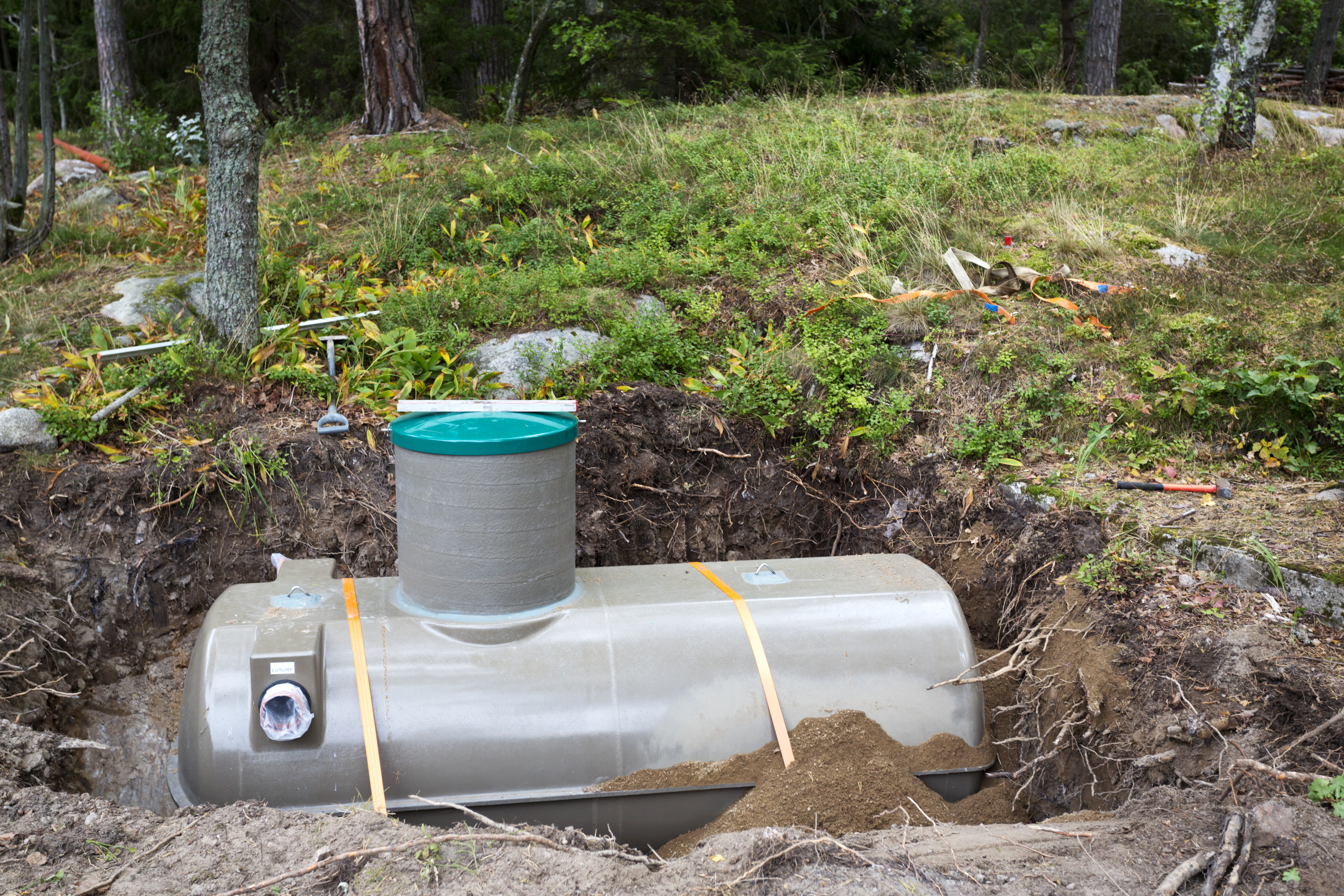 Can a Plugged Septic Tank Cause Indoor Plumbing Problems