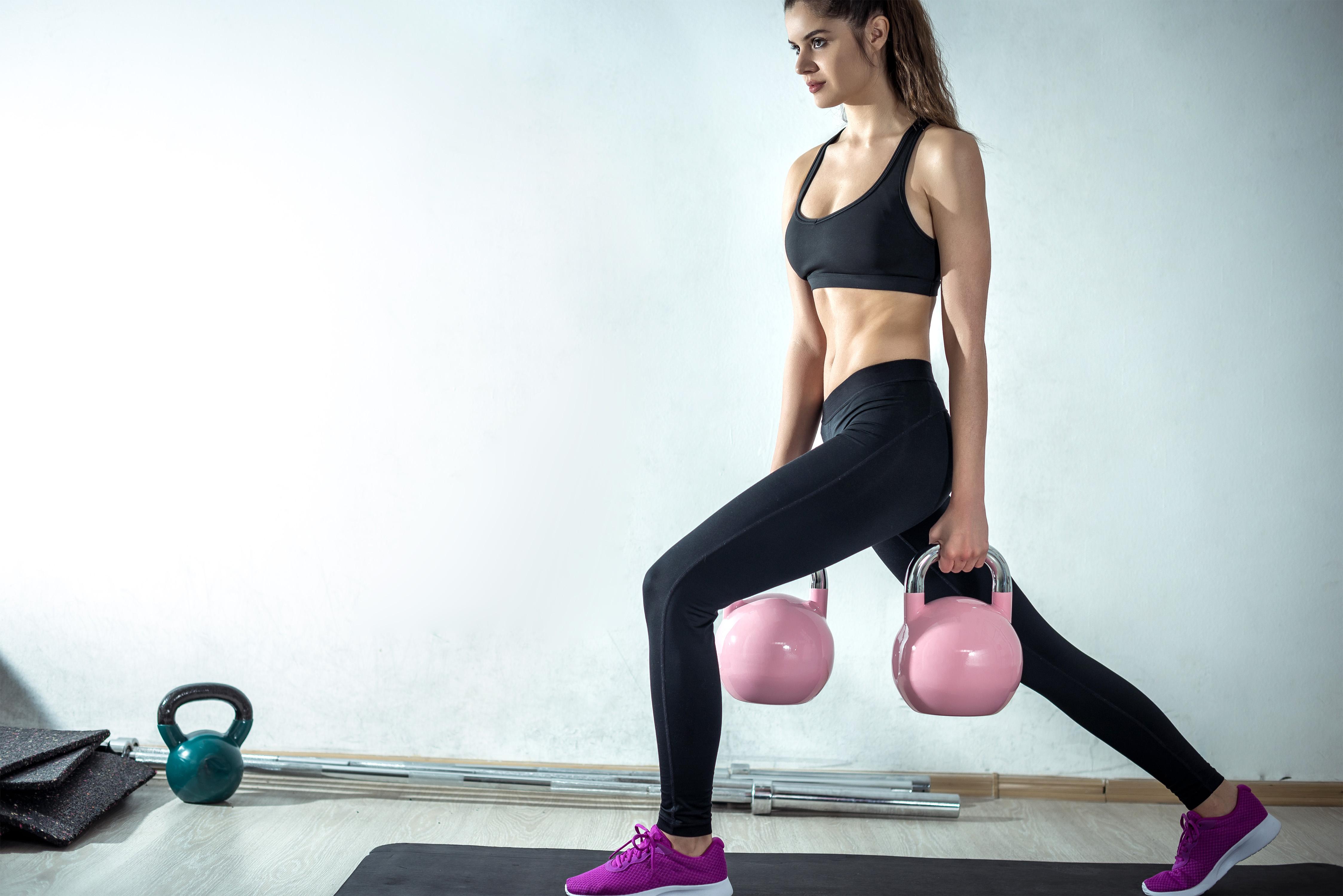The Best Kettlebell Exercises for Buttocks