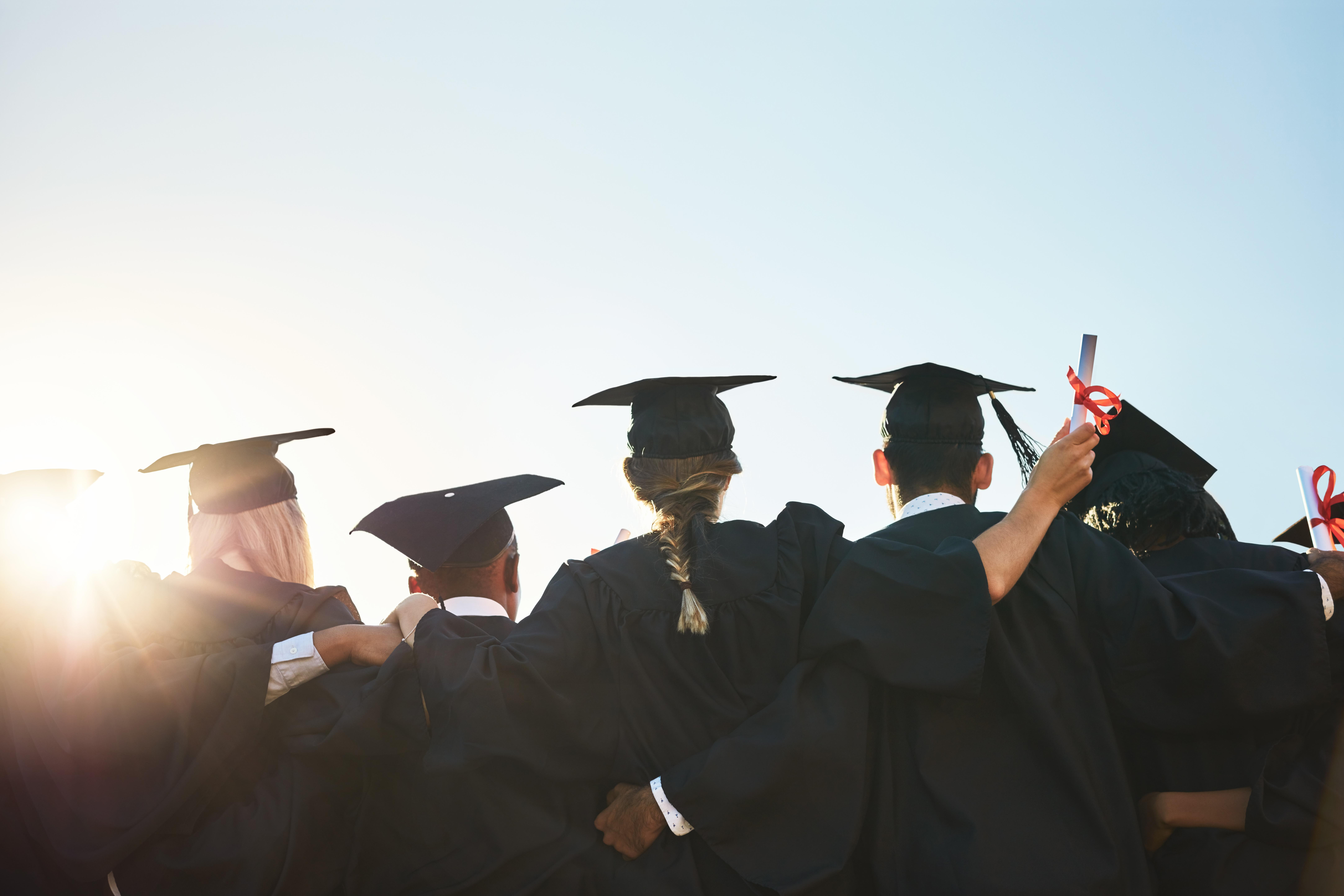 How to Wear Graduation Regalia, Stole & Cord | The Classroom