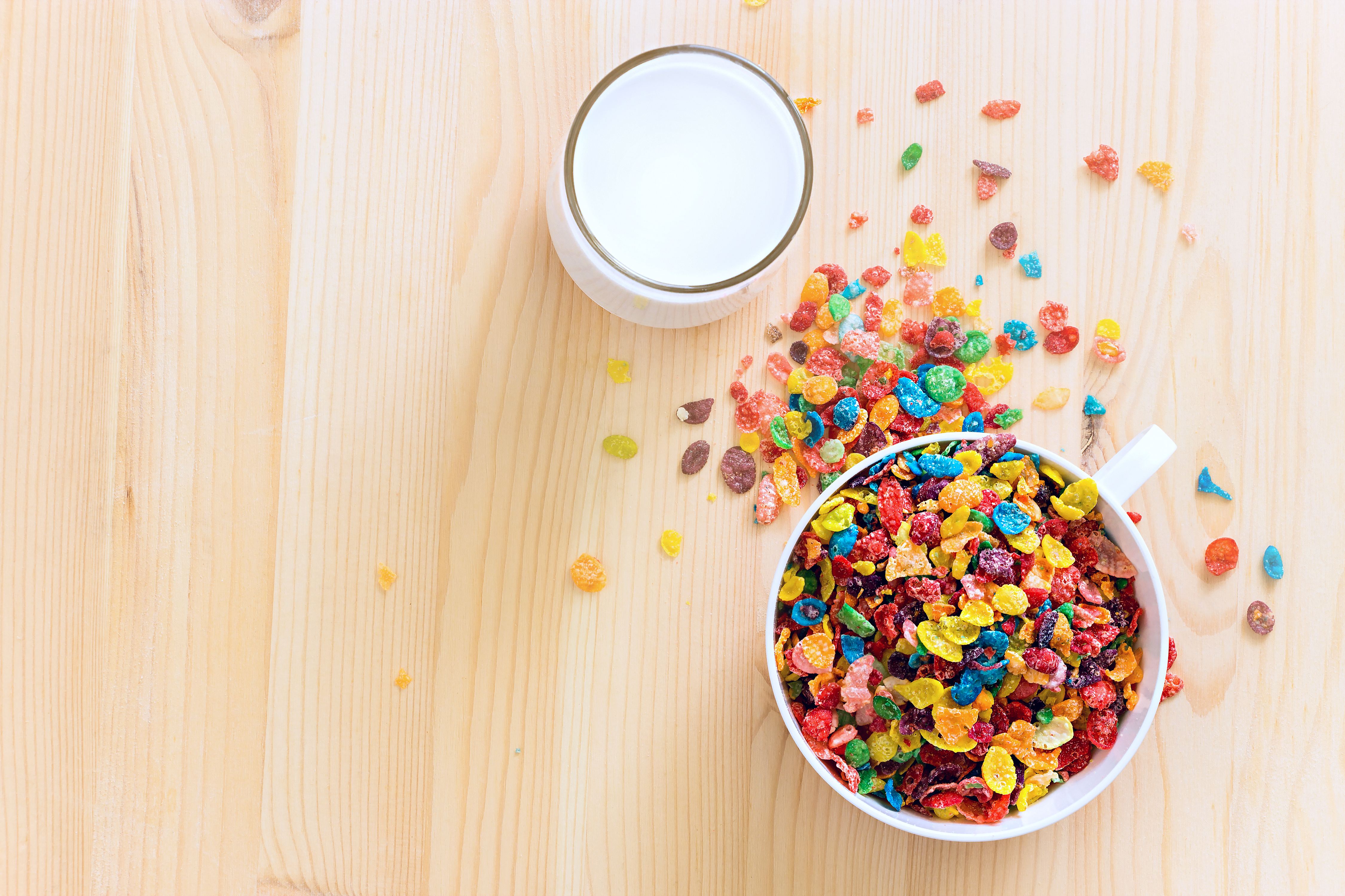 Is Eating Cereal at Night Healthy?   Healthy Eating   SF Gate