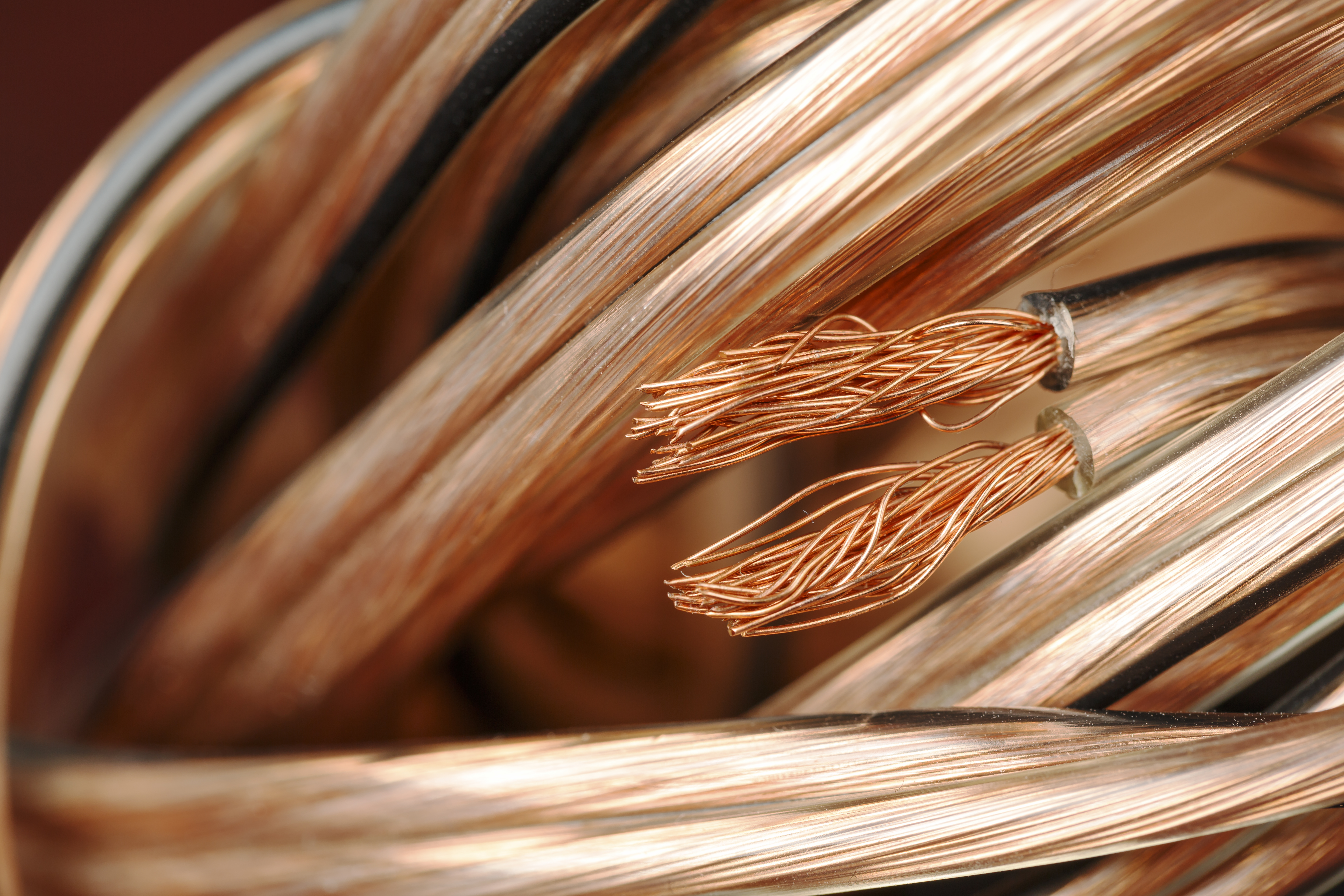 The Disadvantages of Copper Wire | Sciencing on copper enclosures, copper connectors, copper doors, copper ground wire, copper wire loop, copper trim, copper fasteners, copper building, copper electrical wire, copper hardware, copper appliances, copper coins, copper siding, copper design, copper painting, copper cables, copper sheet metal, copper diagram, copper circuit board, copper socket,