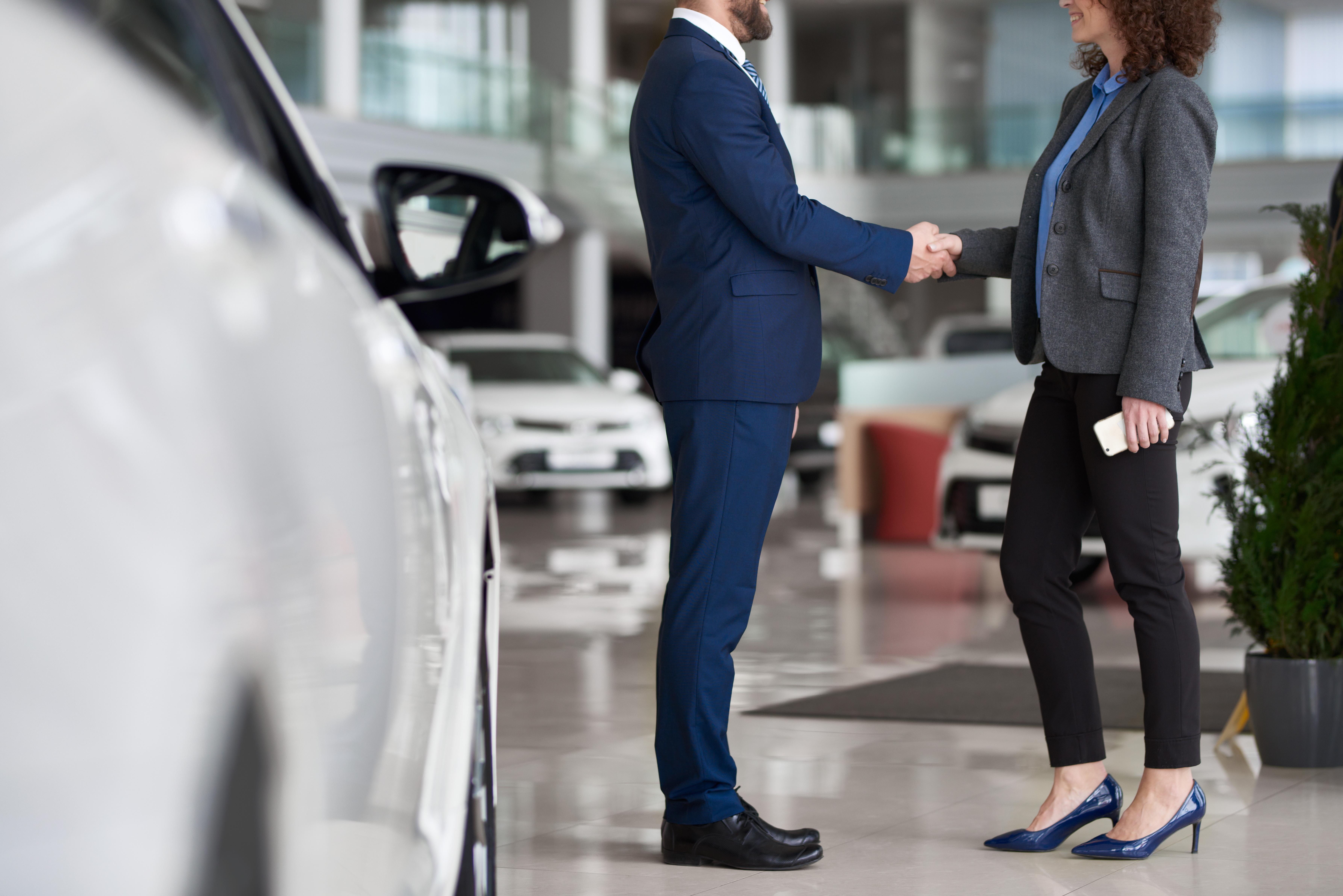 The Average Salary Of A Car Salesman Chron Com