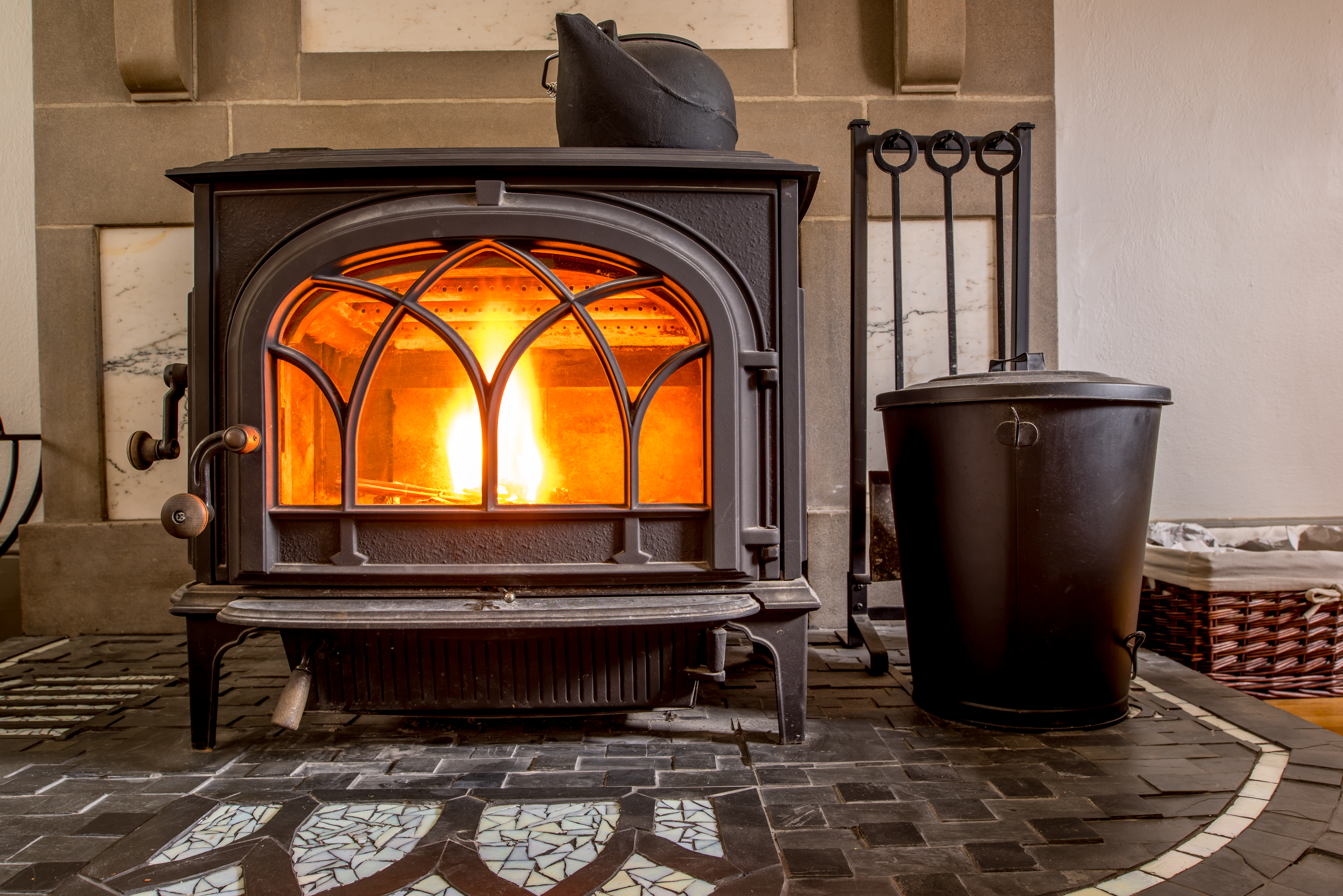 Temperatures Of A Wood Burning Stove Home Guides Sf Gate