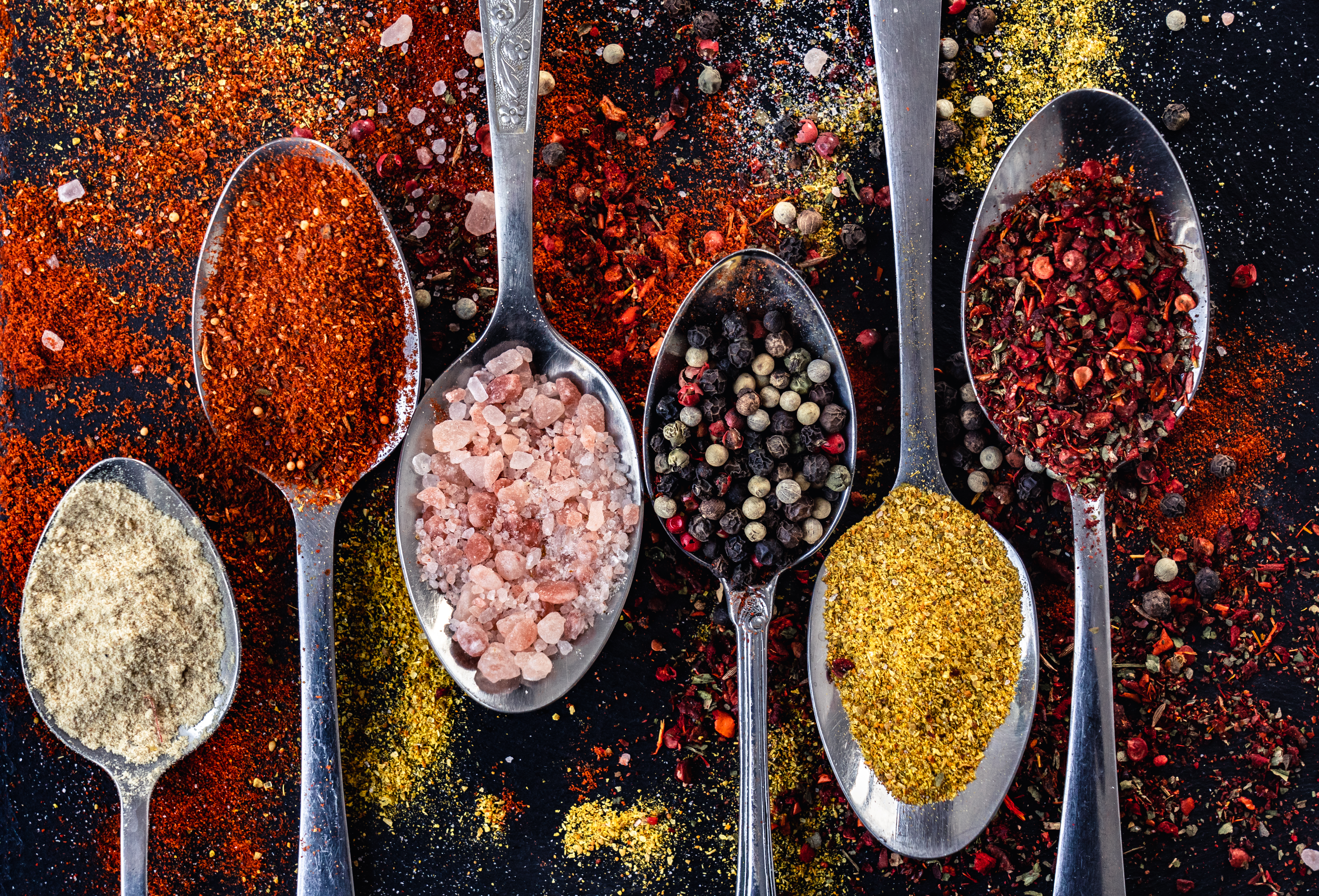 A List of Herbs & Spices & Their Uses | LEAFtv