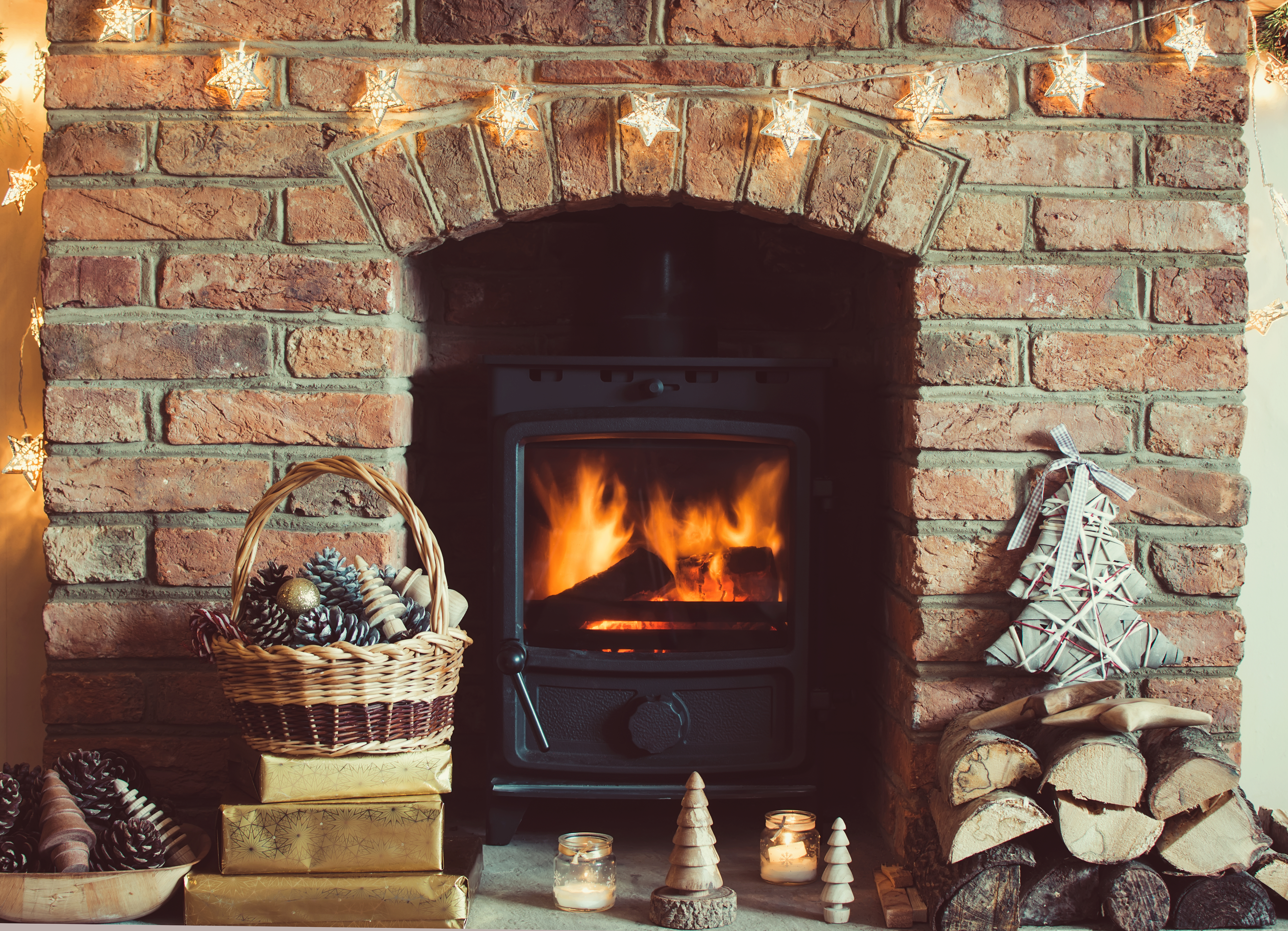 How To Use An Old Fireplace With No Damper Hunker