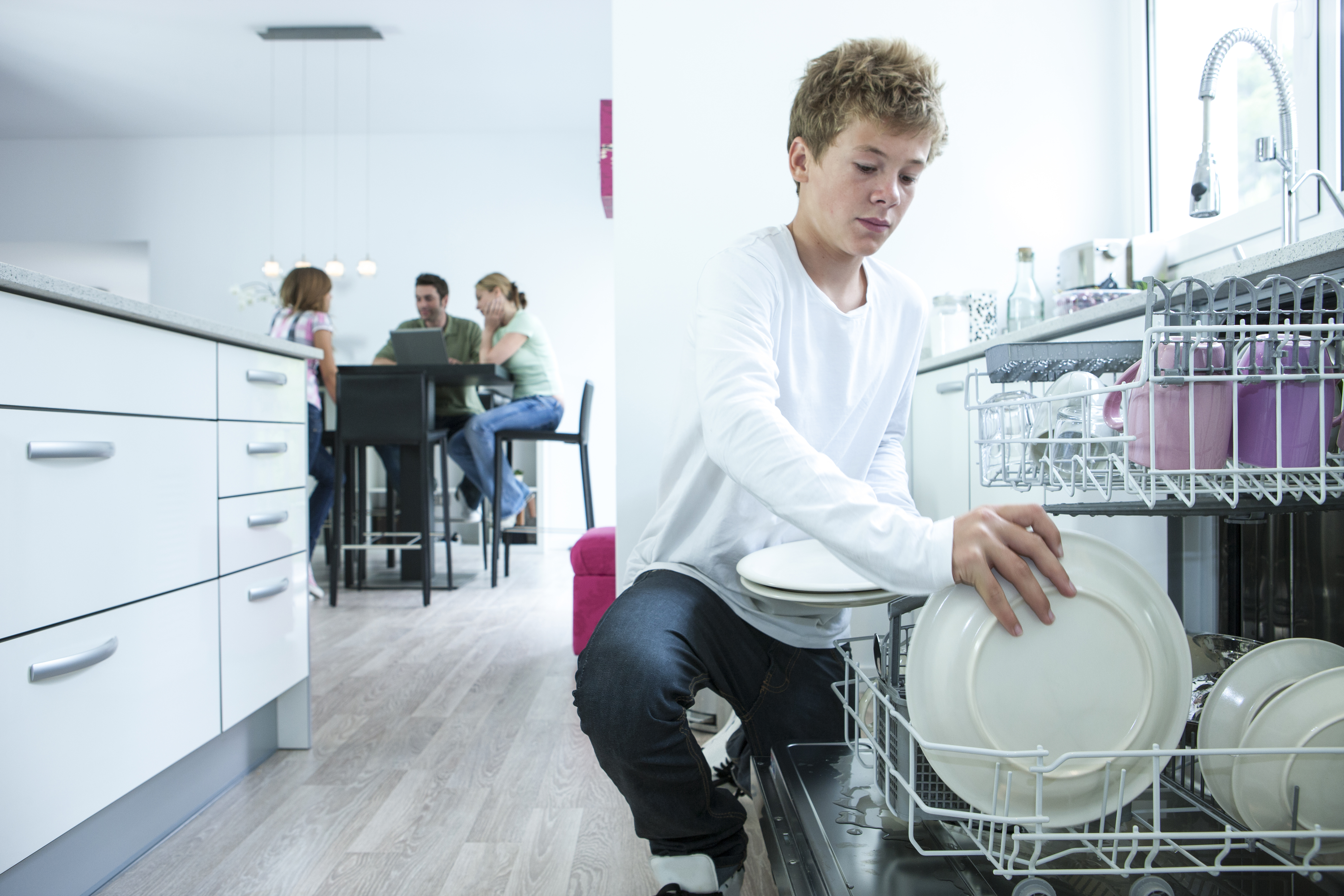 How To Hook Up A Dishwasher Where There Is No Existing Dishwasher