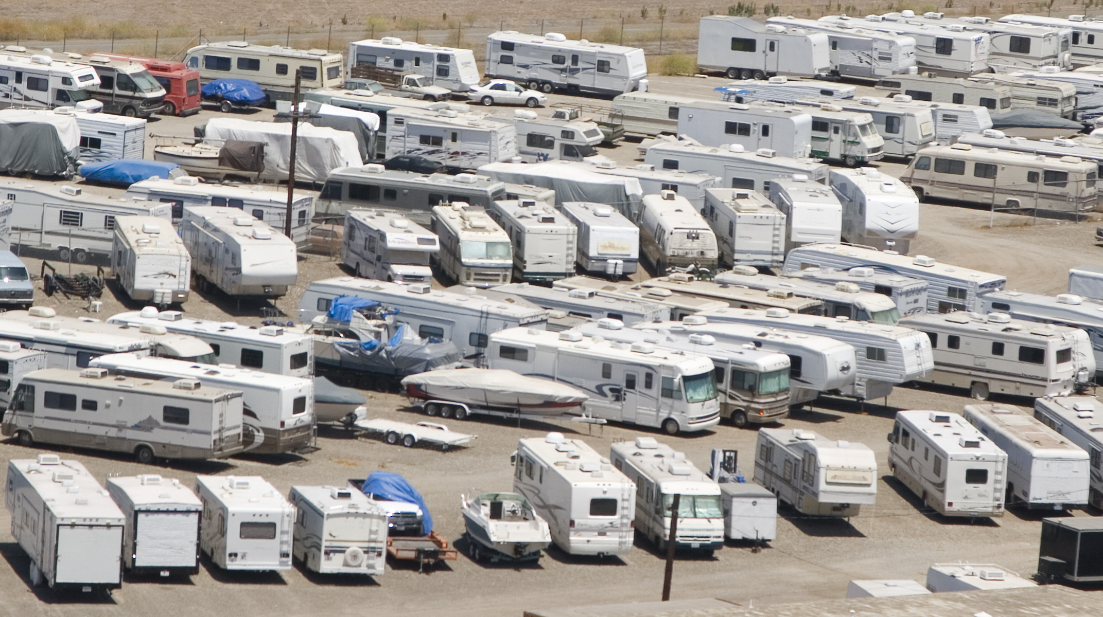 How To Start A Boat And Rv Storage Business