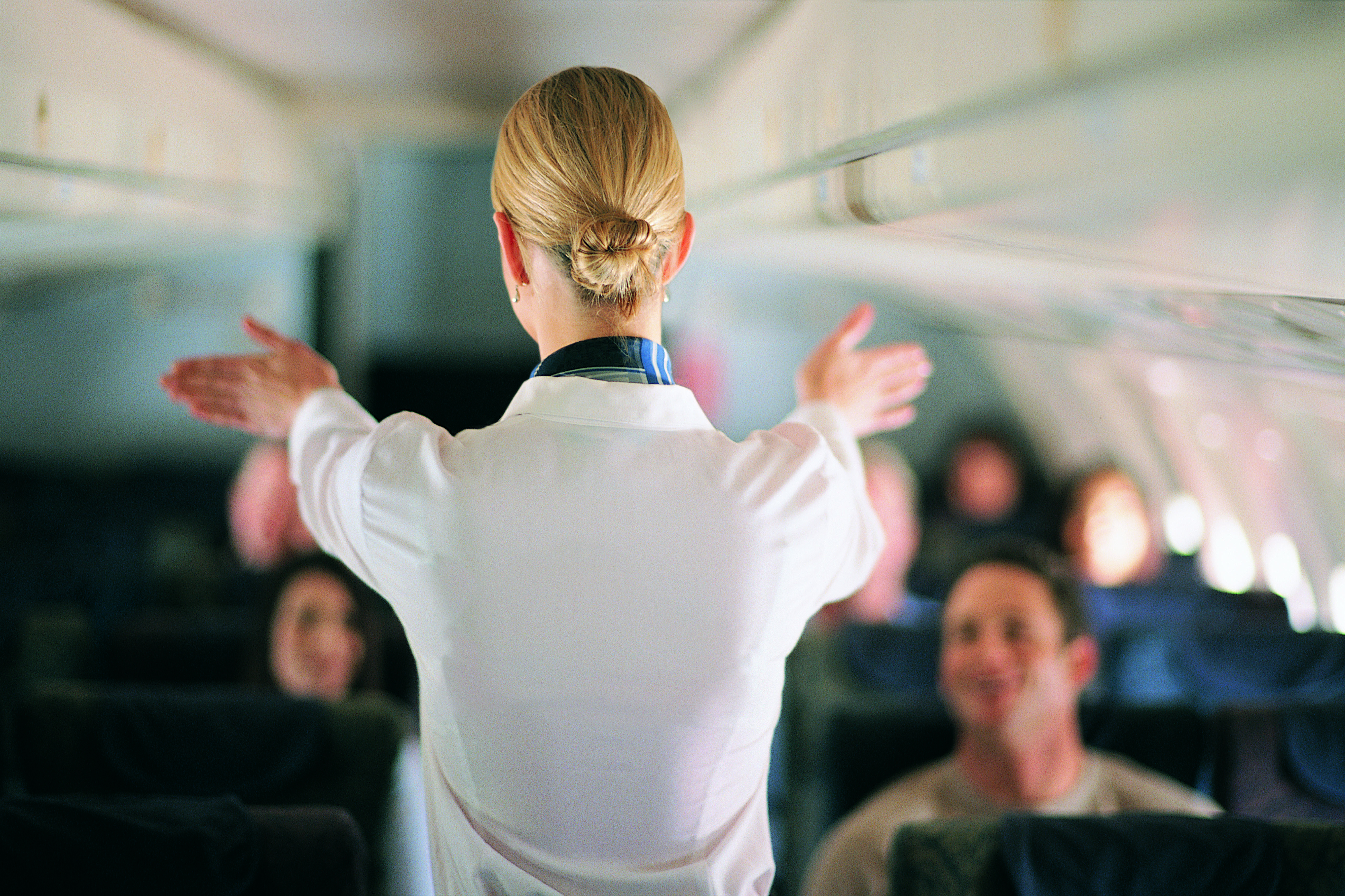 Flight Attendant Job Benefits Chroncom