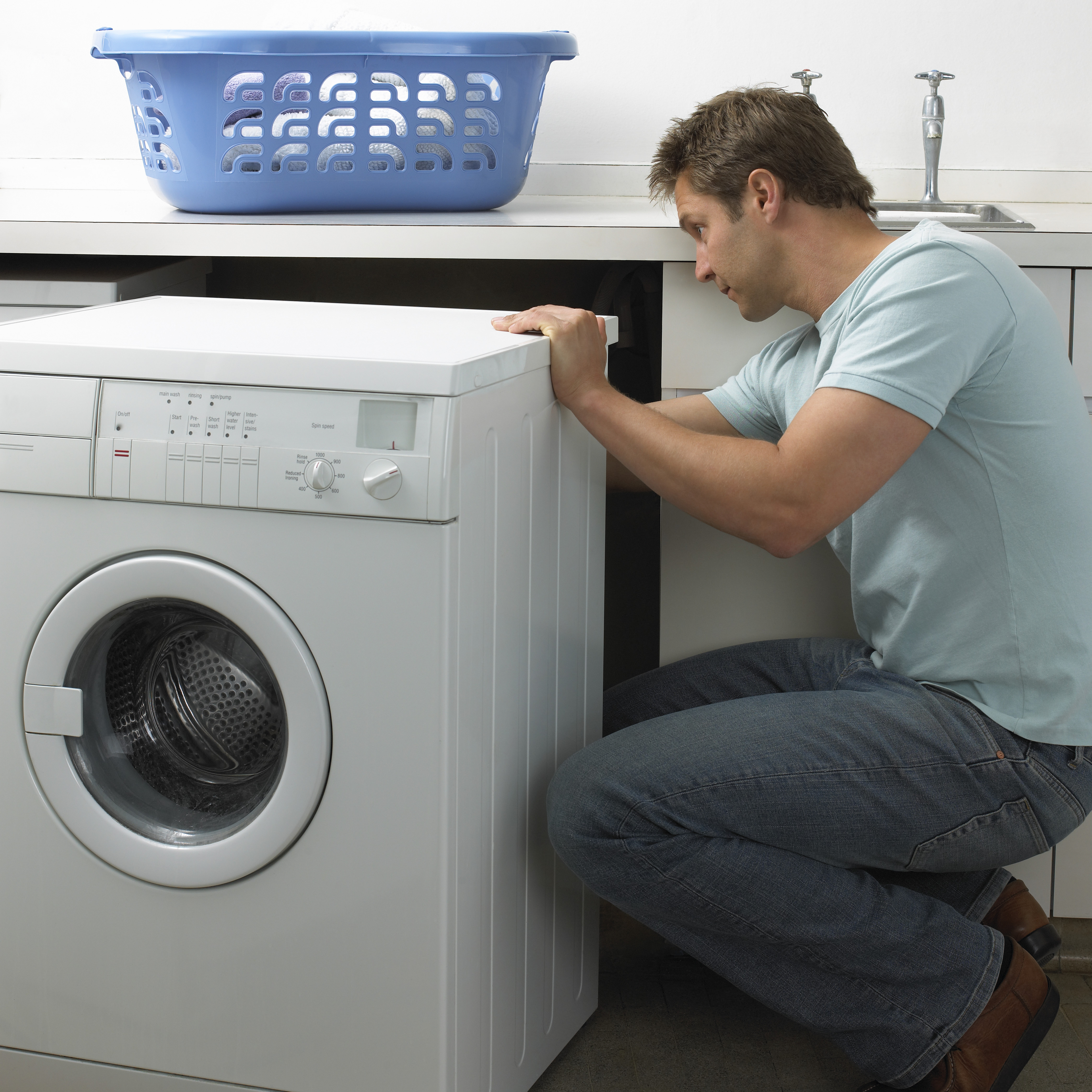 Troubleshooting Kenmore Washing Machine Errors | Hunker