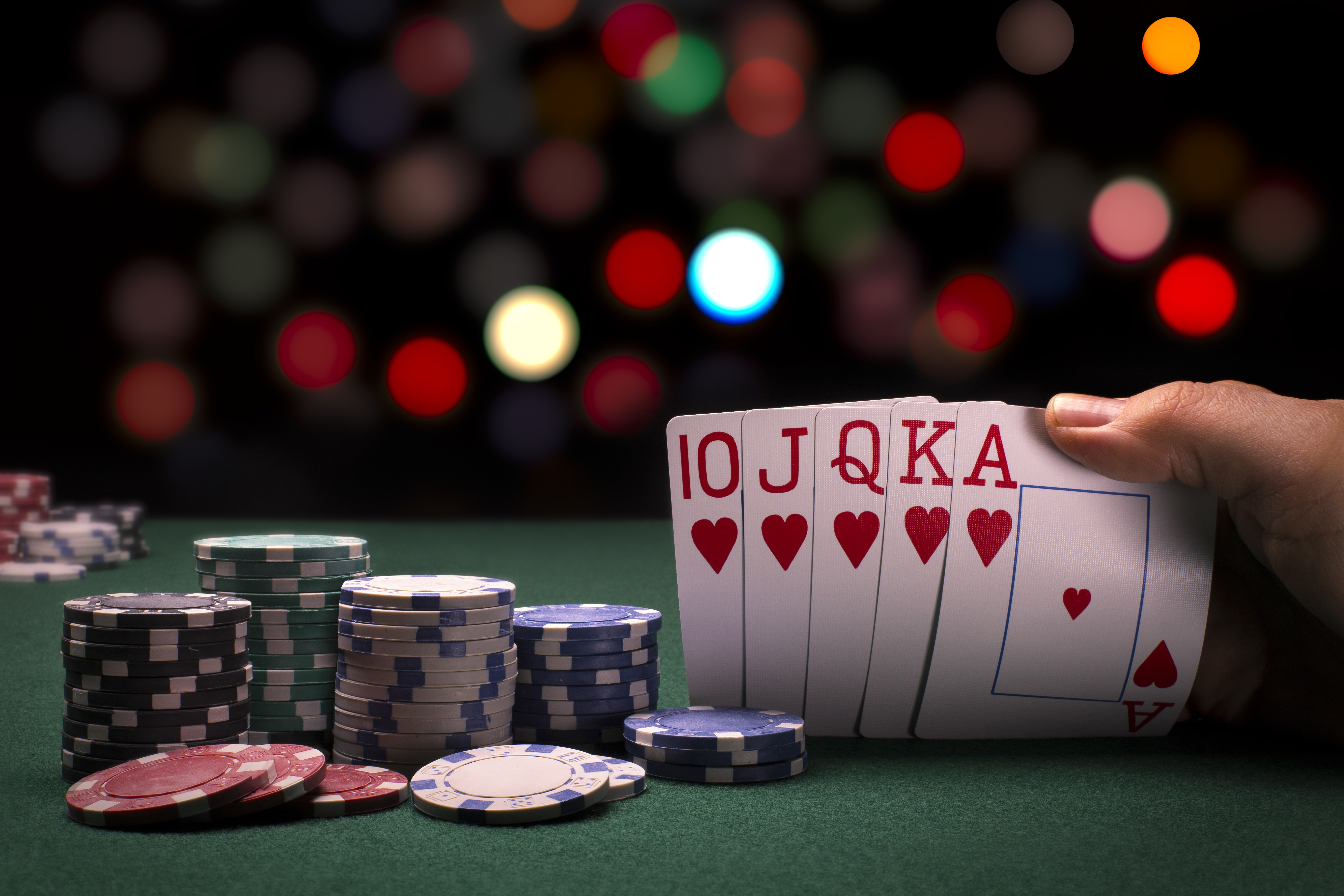 Is poker gambling or sport thesis statement examples on gambling