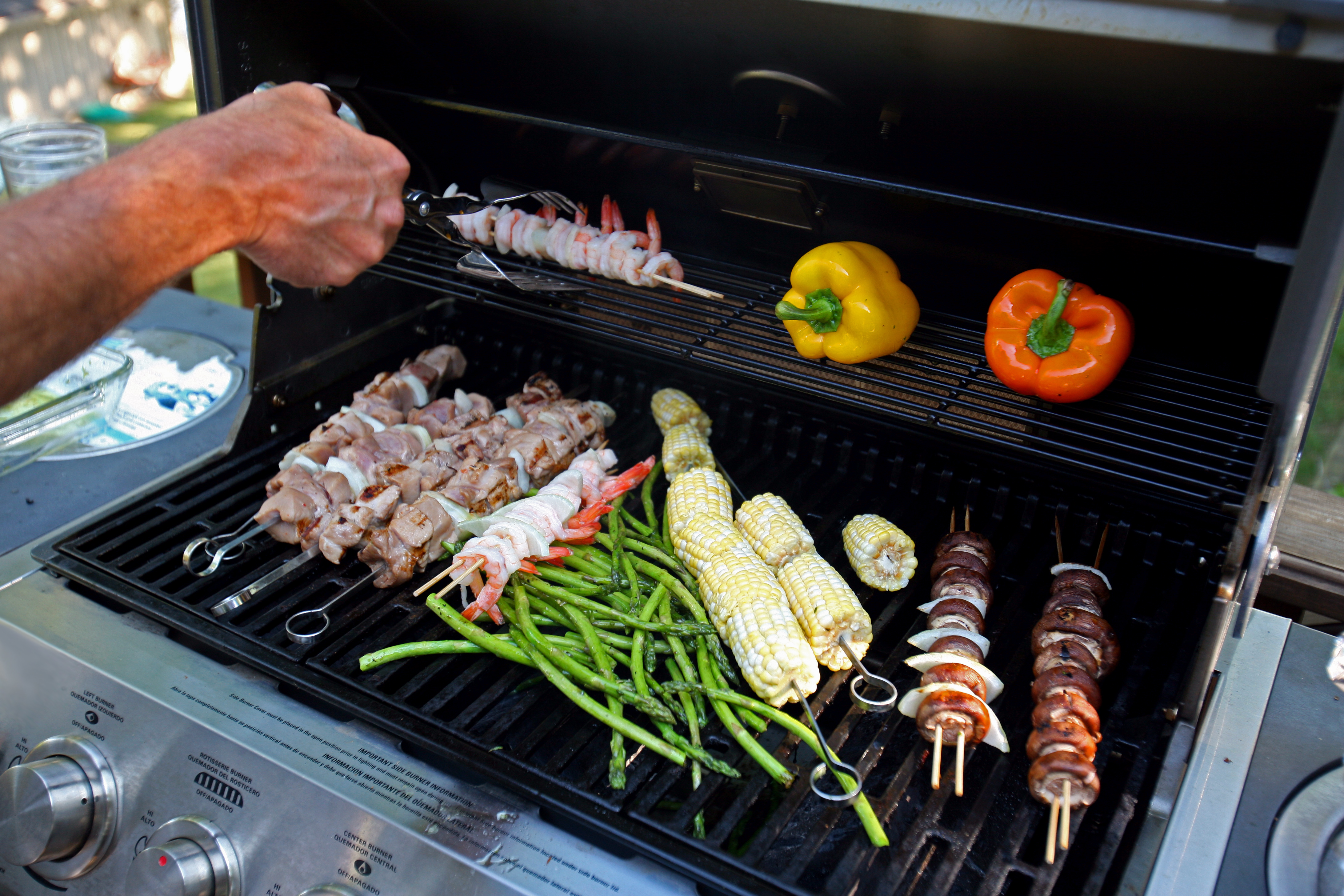Flame Master Bbq.How To Troubleshoot A Gas Grill With A Low Flame Home Guides Sf Gate