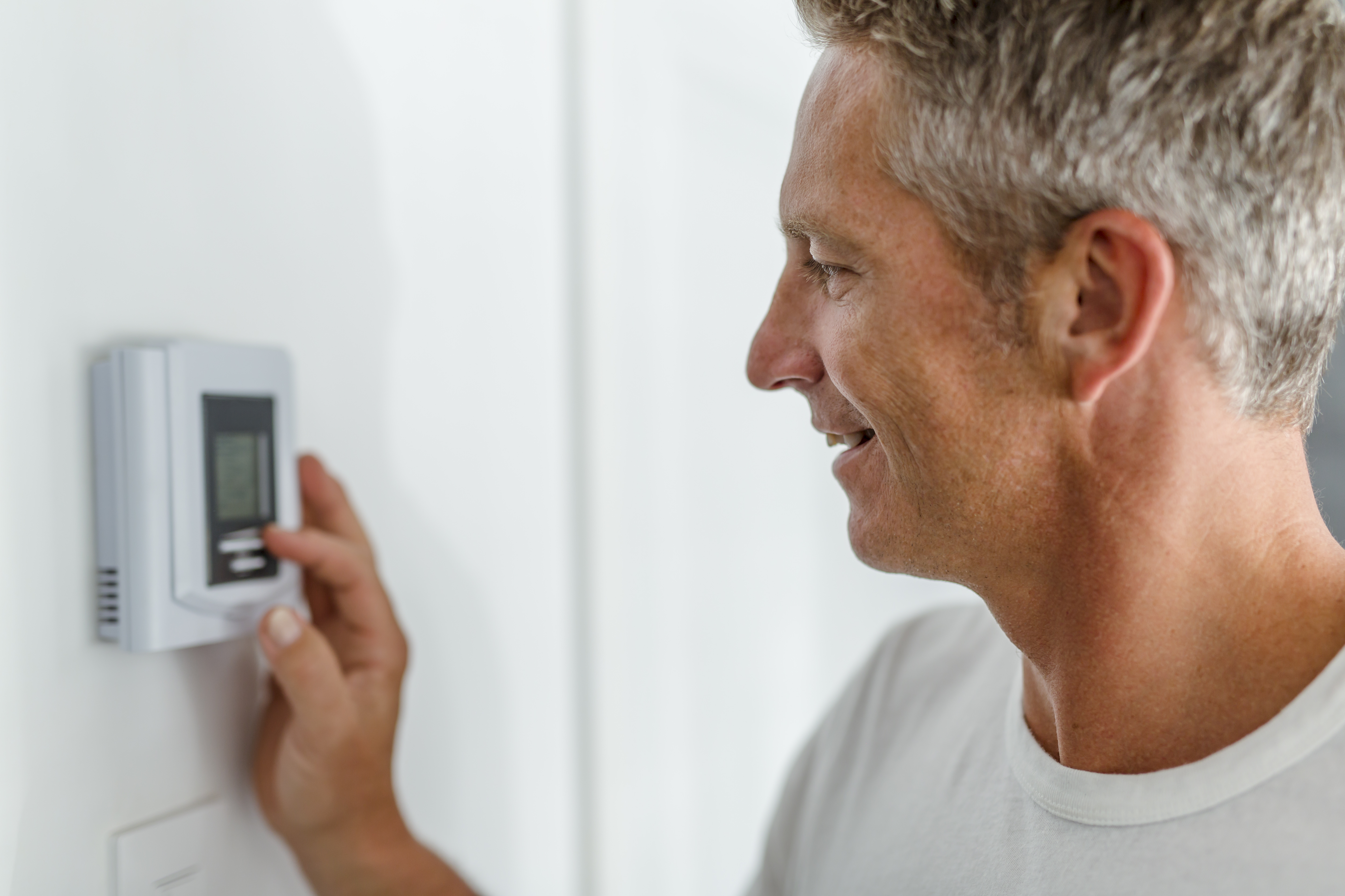 How to Connect a Honeywell Two Wire Thermostat | Hunker  Wire Thermostat Wiring Diagram Honeywell Ct A on