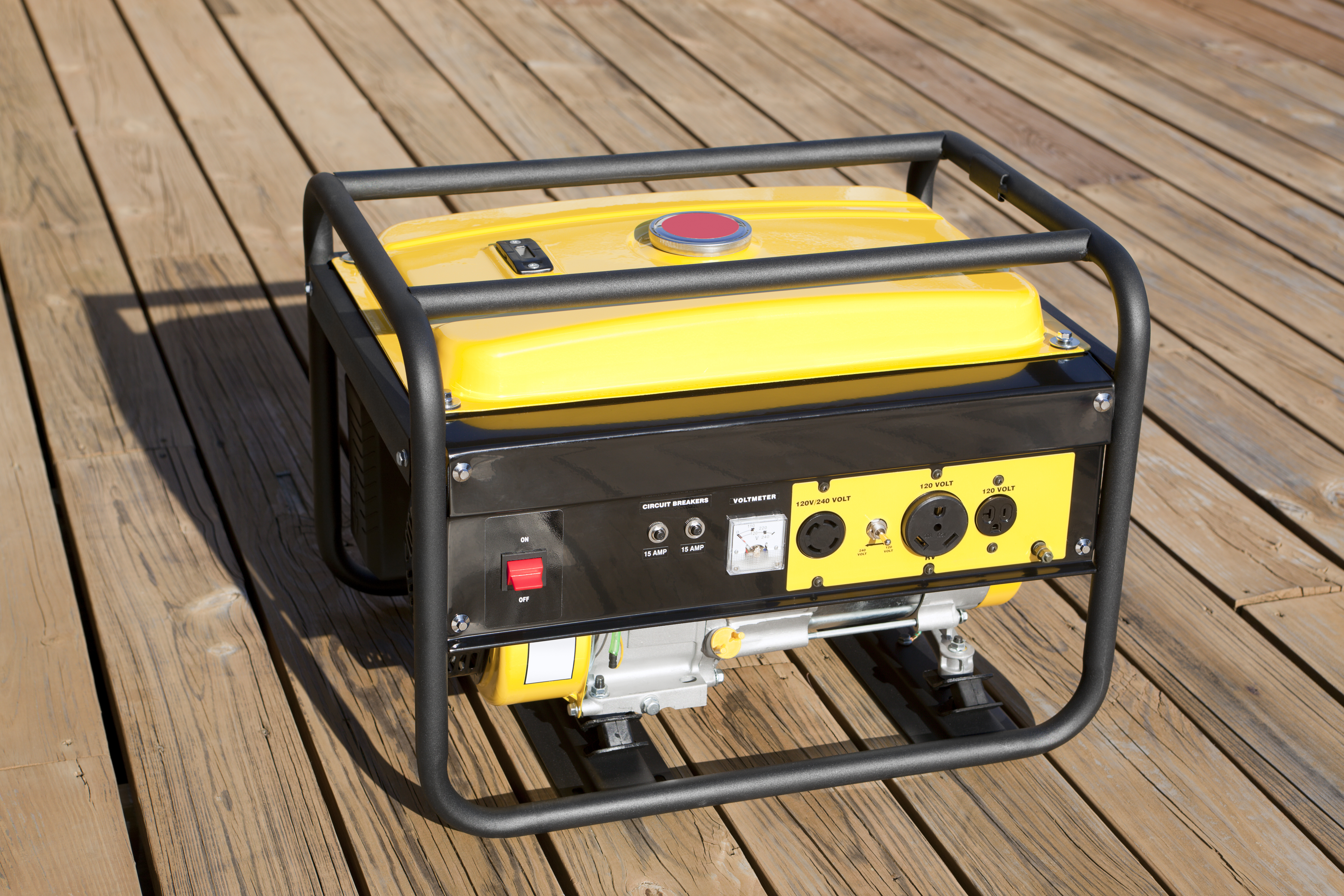 How to Convert a Pull Start Generator to an Electric Starter