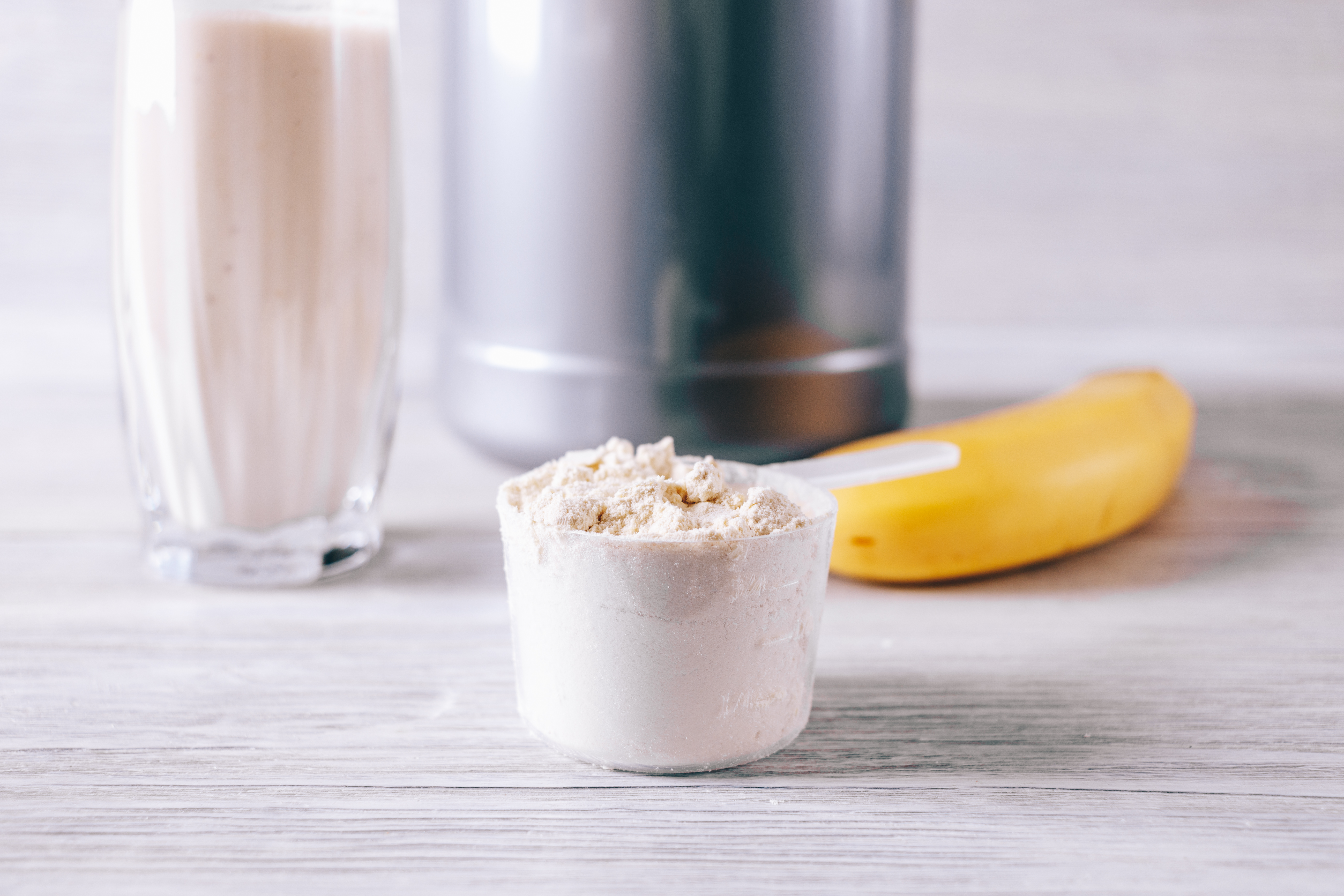 When to Stop Taking Protein Powder | Healthy Eating | SF Gate