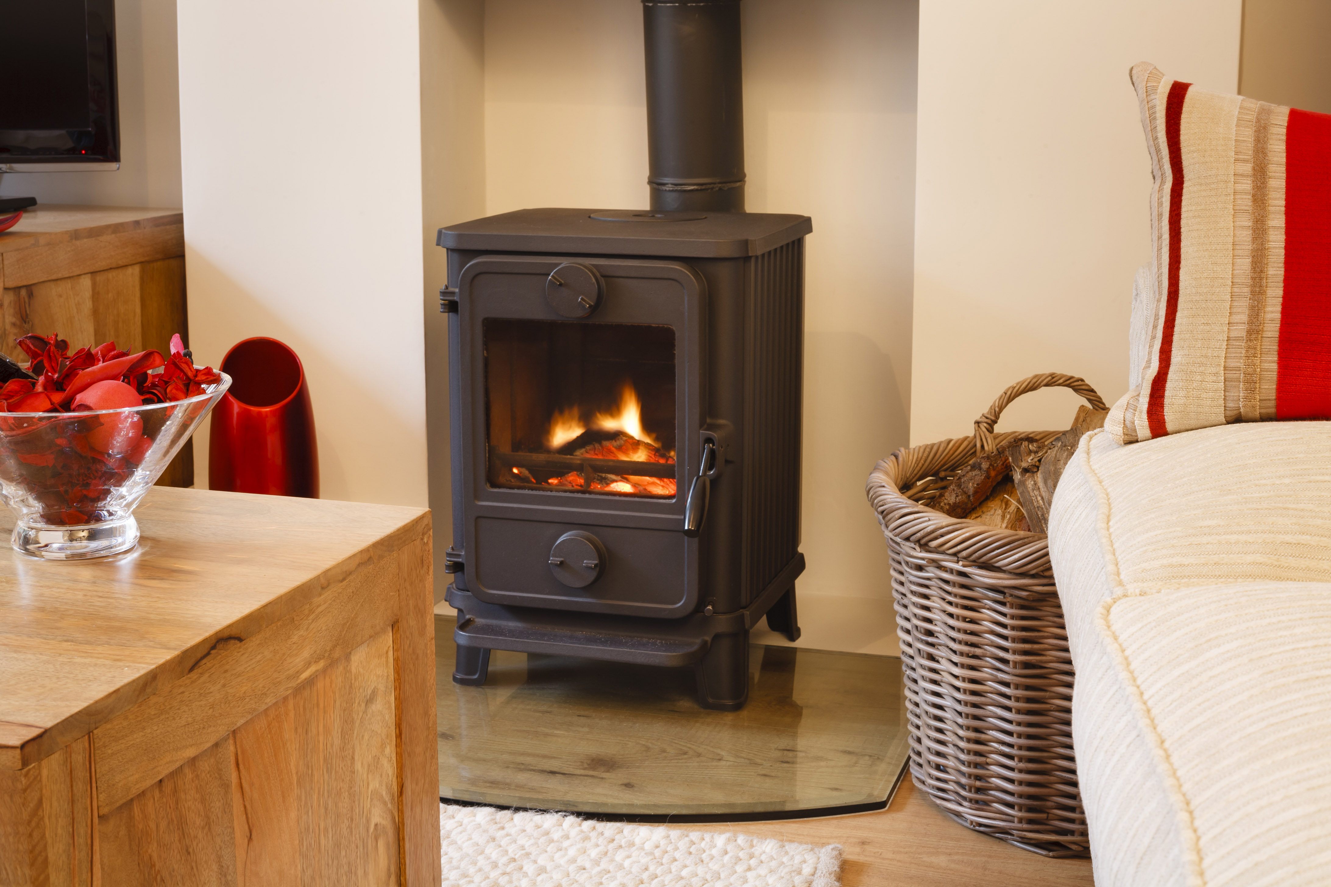 How To Guide For Cast Iron Wood Stove Restoration Home Guides Sf