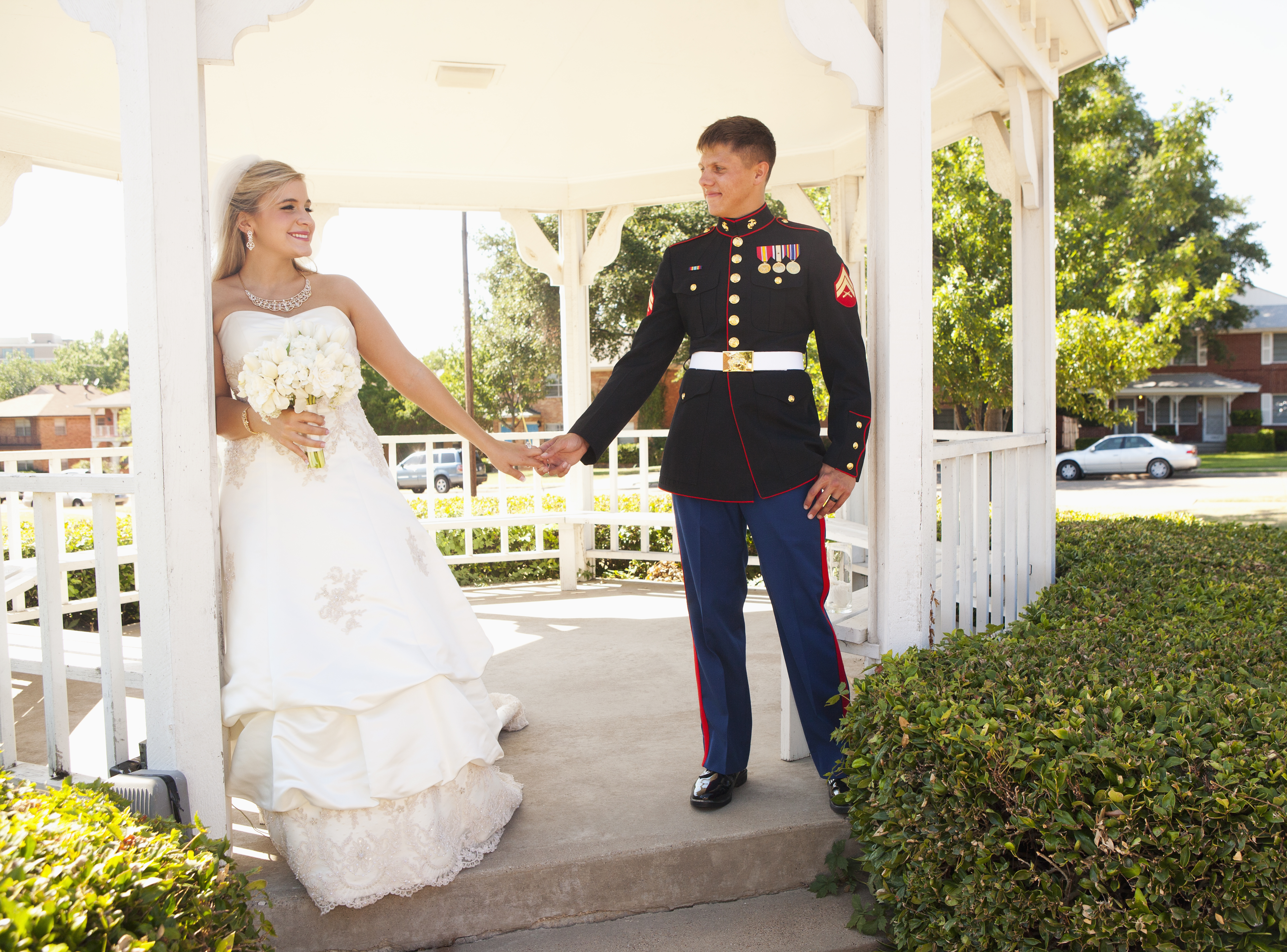 army bases in california for marriage
