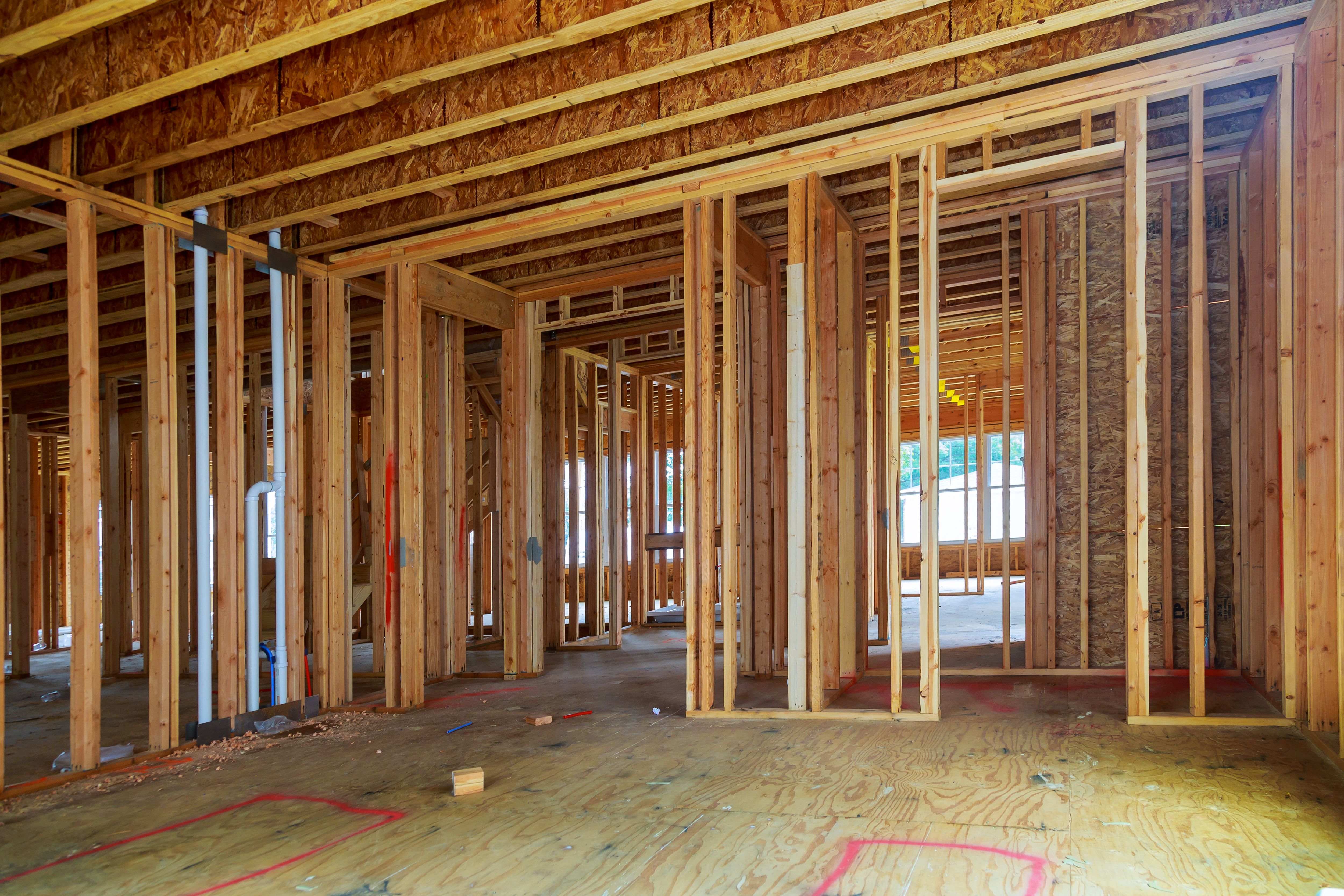 Typical Door Heights & Openings in Interior Framing | Home Guides