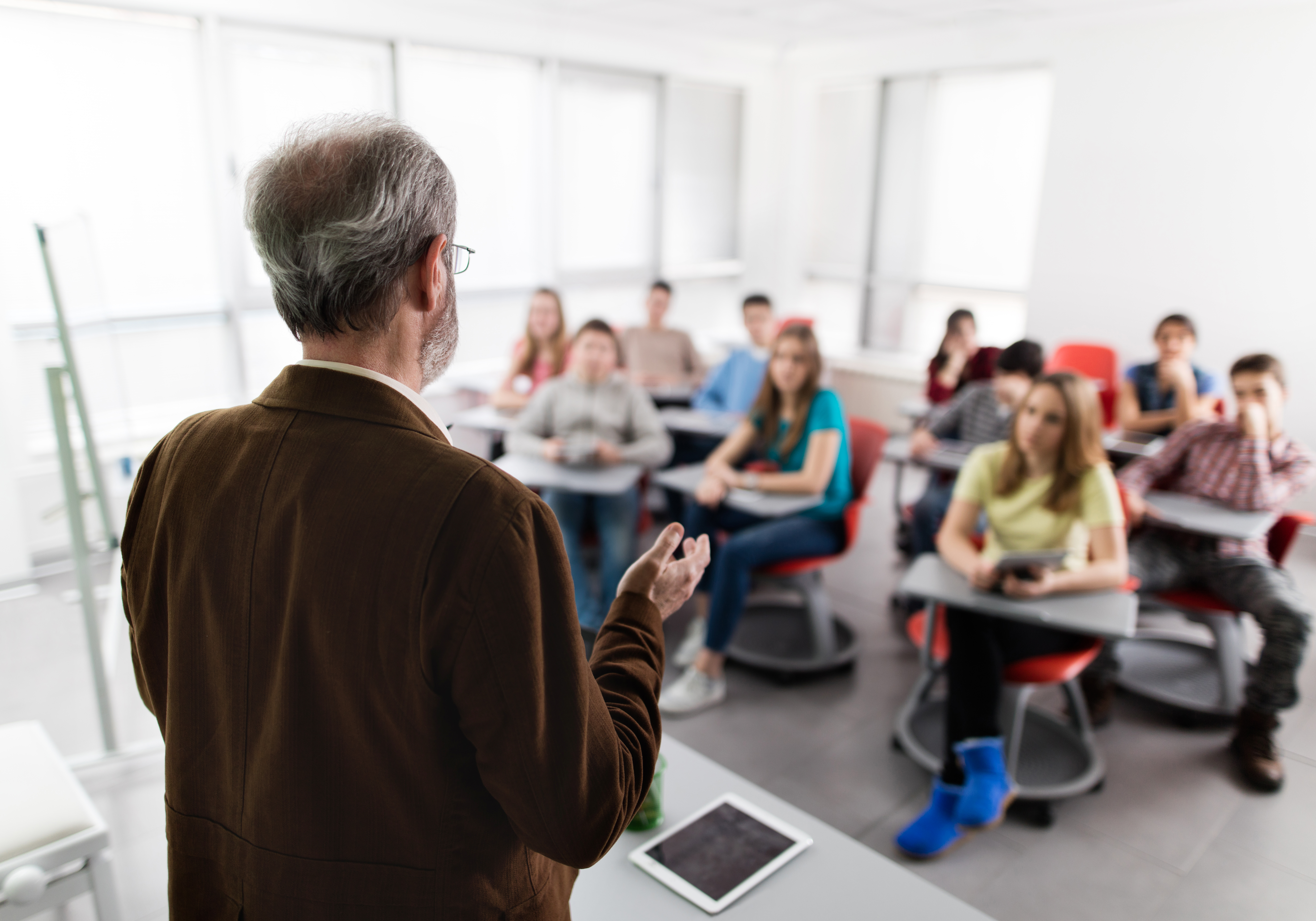 The Average Pay for an Entry Level College Professor | Chron com