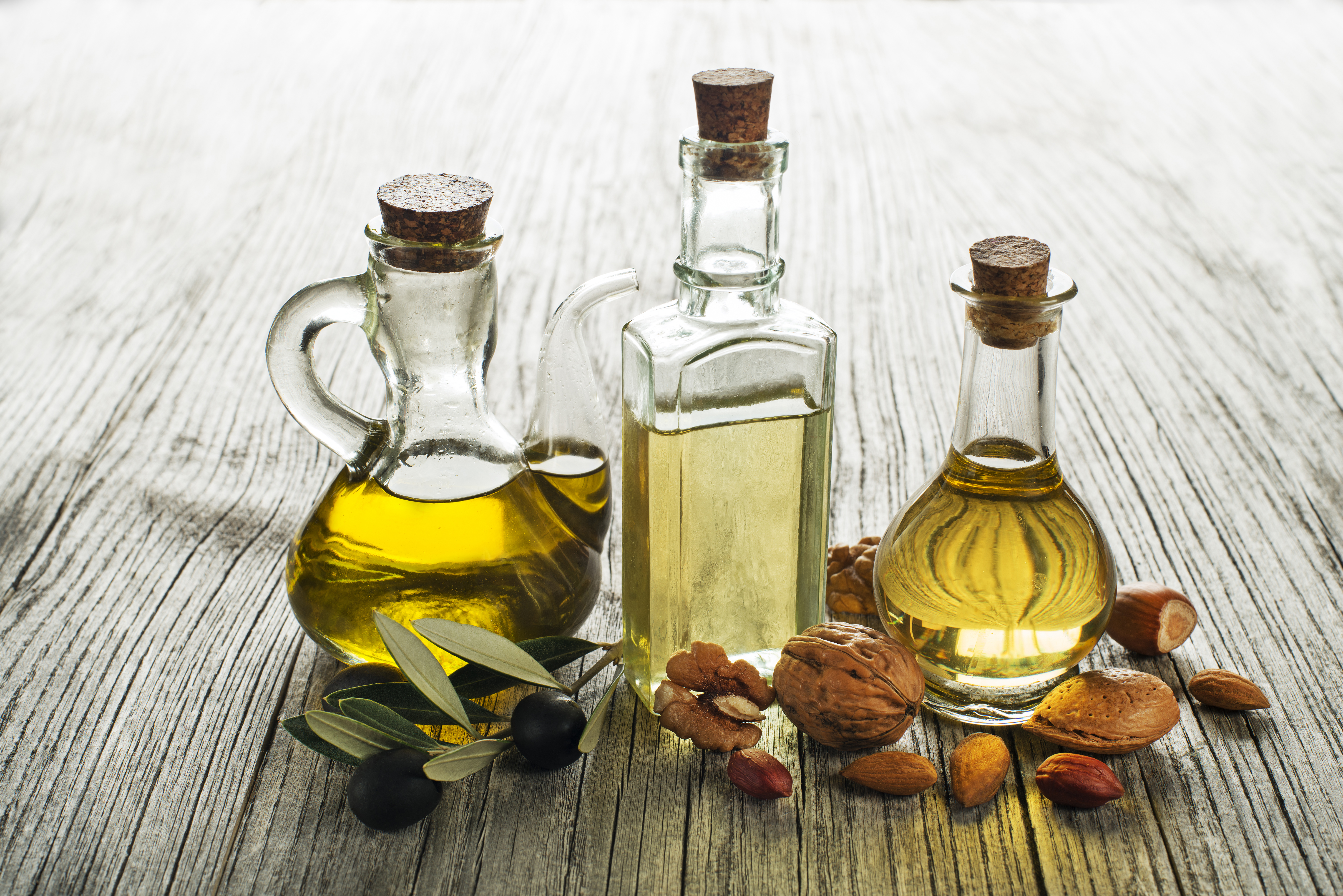 How to Make Glycerin From Vegetable Oil