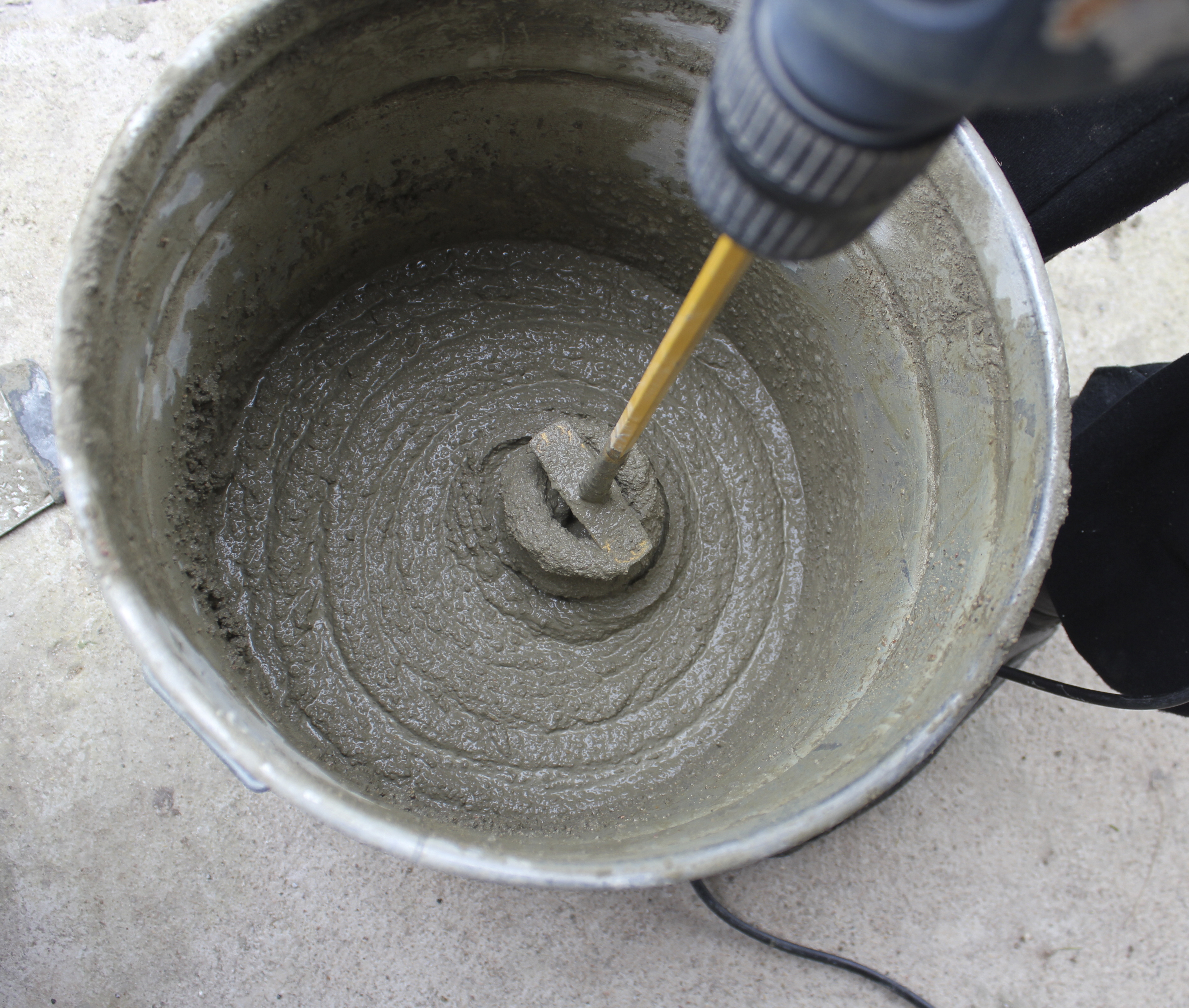 How to Mix Cement Without Sand | Hunker