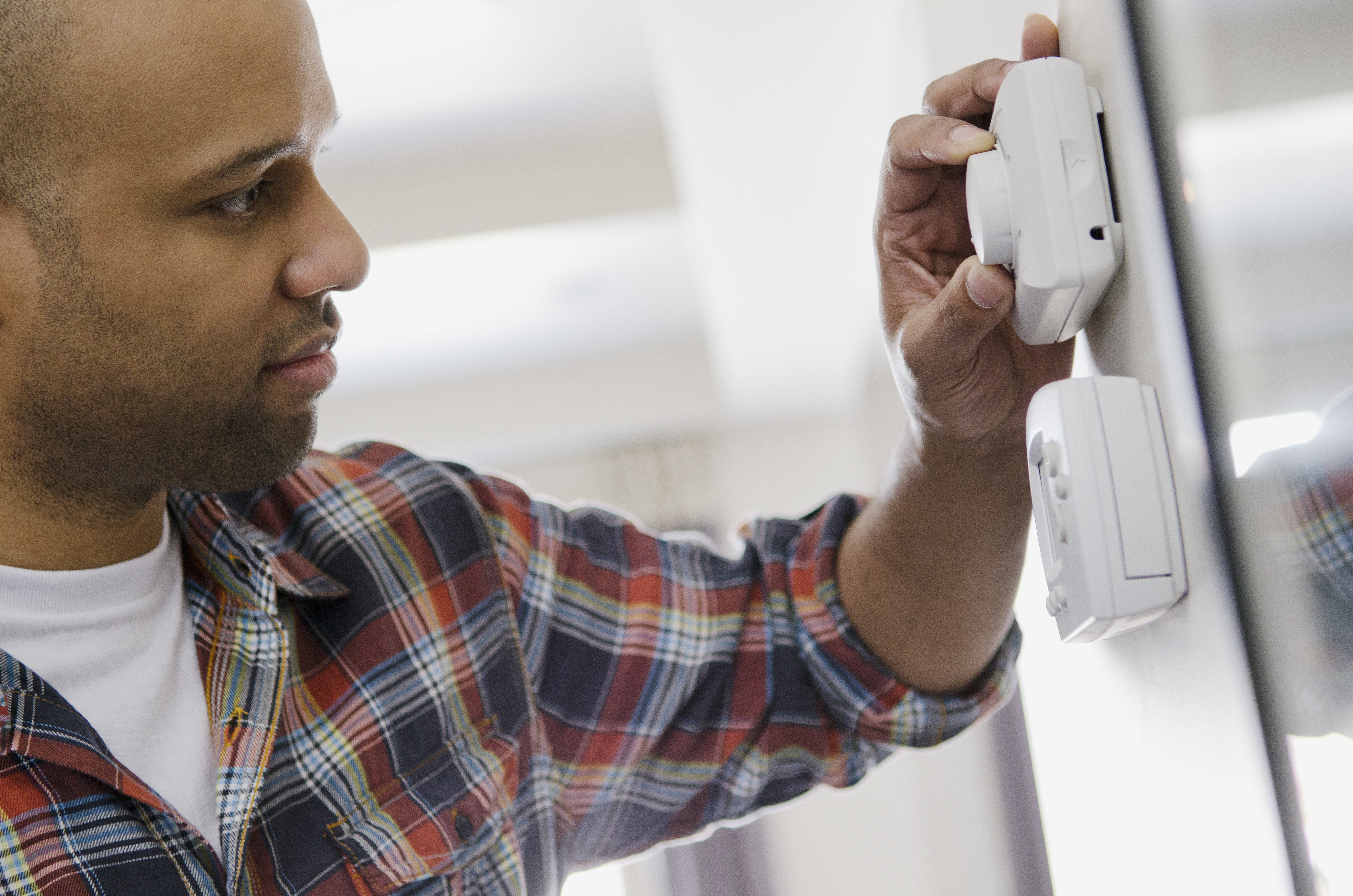 How to Use the Override on a Programmable Thermostat | Hunker