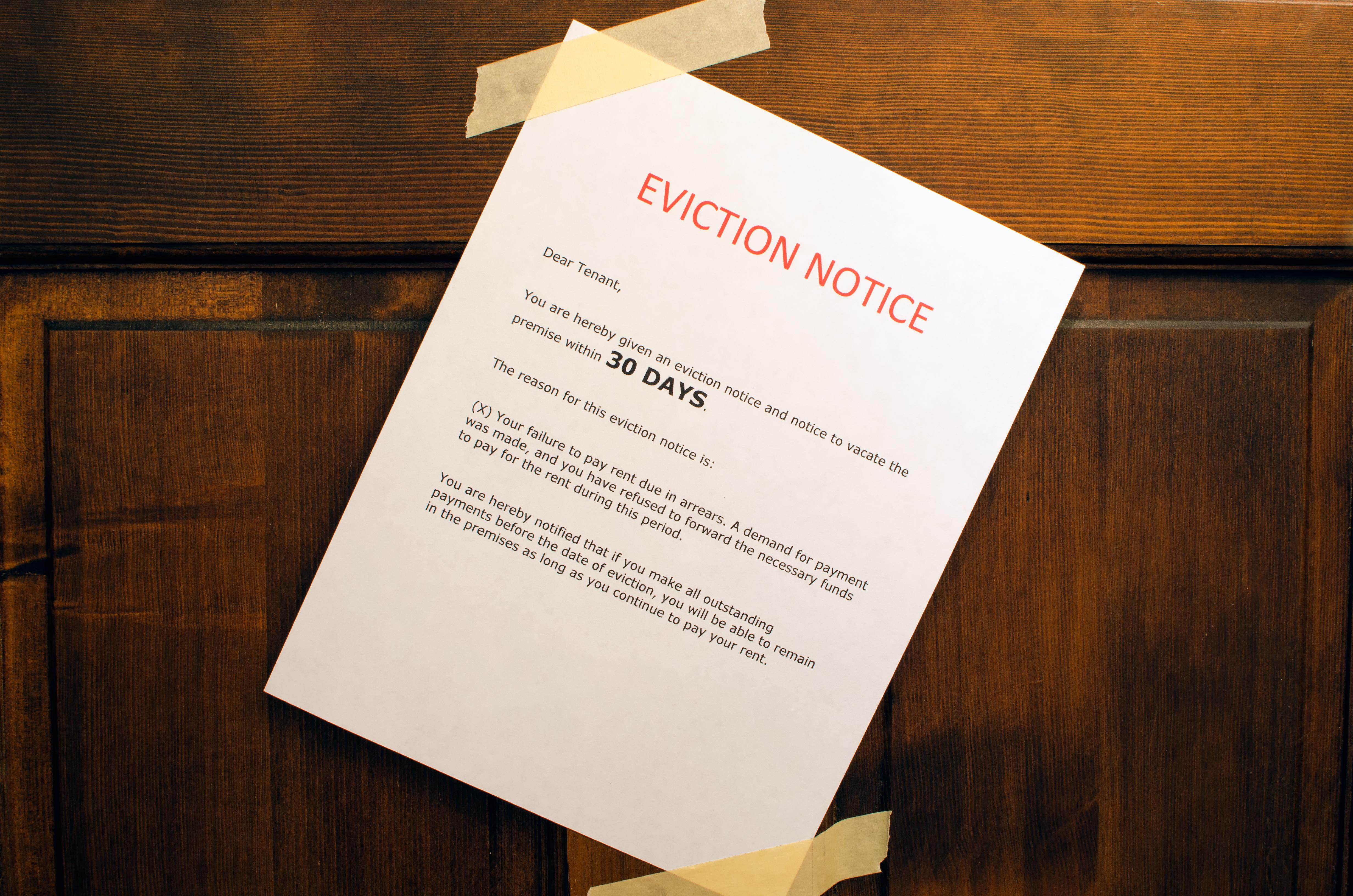 Pennsylvania Eviction Rules With No Lease Legalbeagle