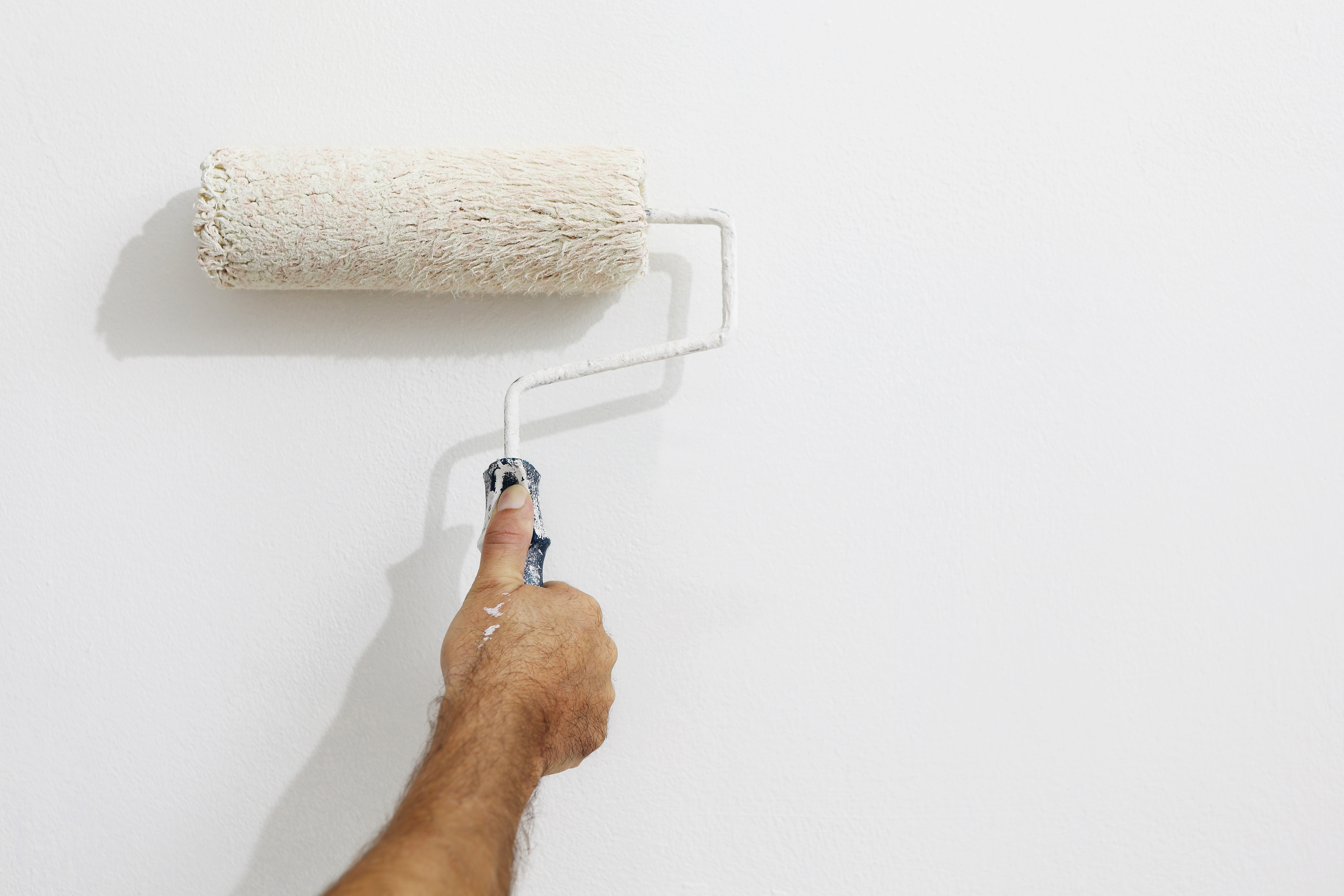 How To Avoid Ceiling Roller Marks Hunker