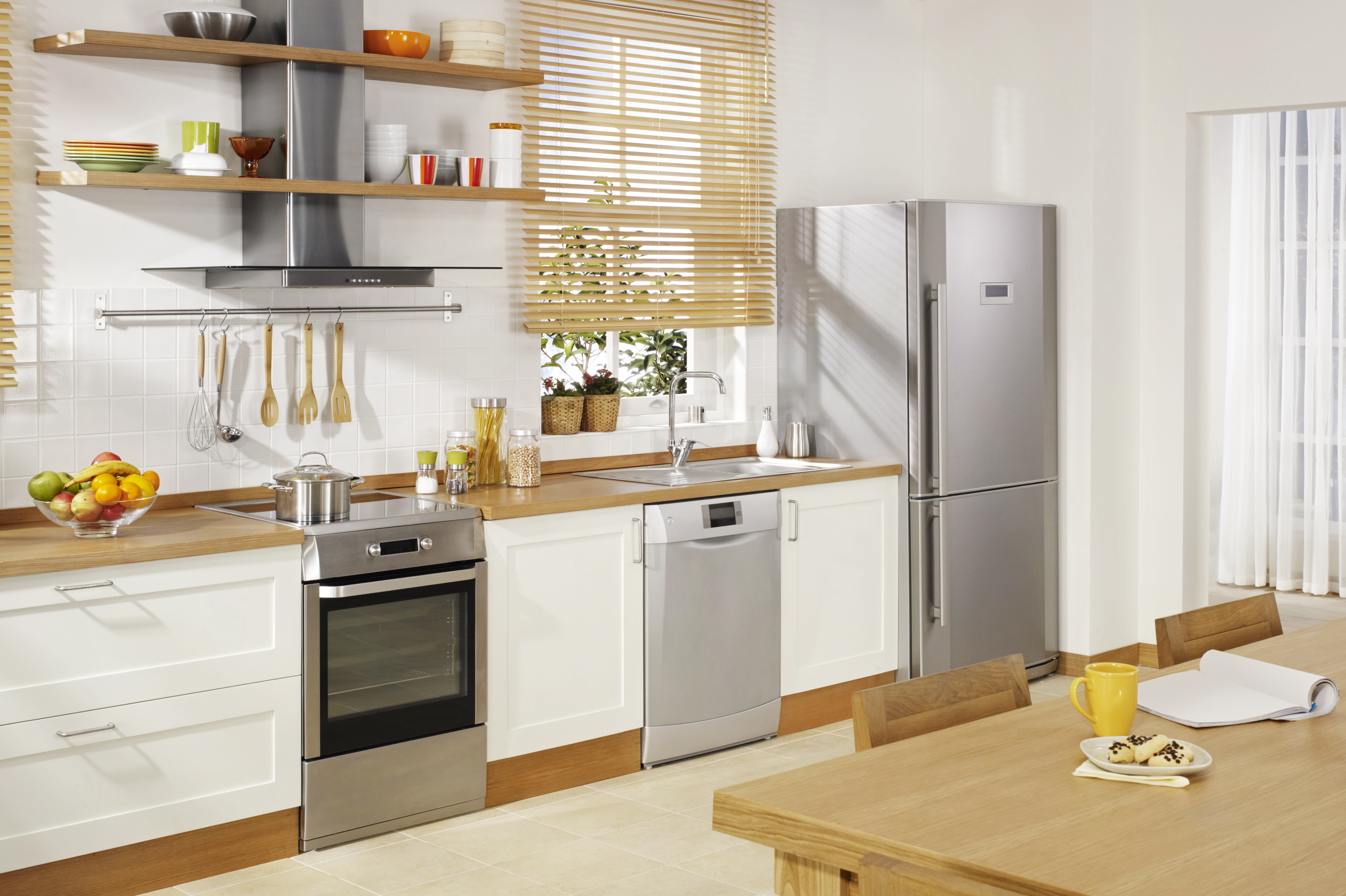 How To Install A Dishwasher In Old Kitchen Cabinets Home Guides