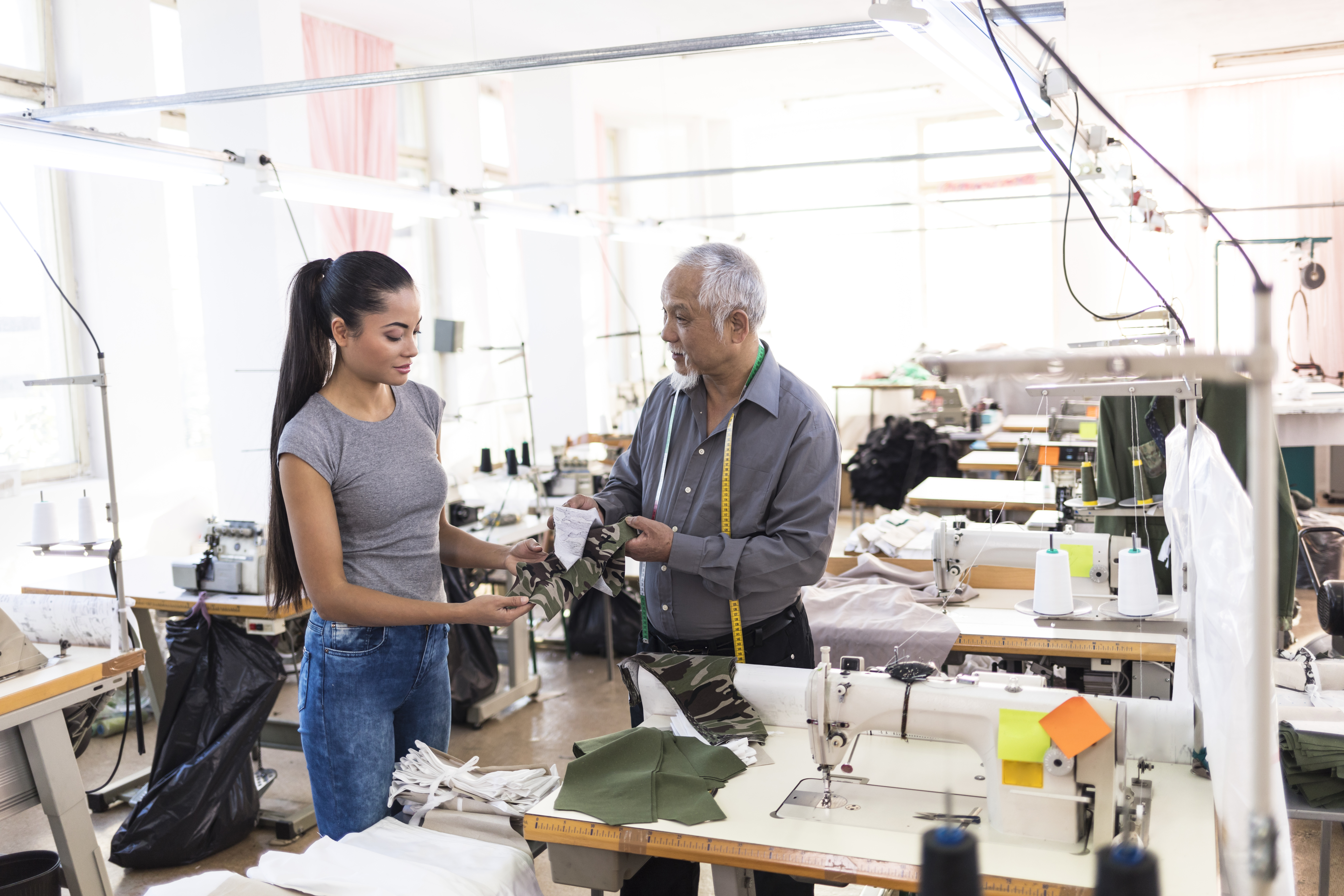 How to Start a Small Business for Clothing | Chron com