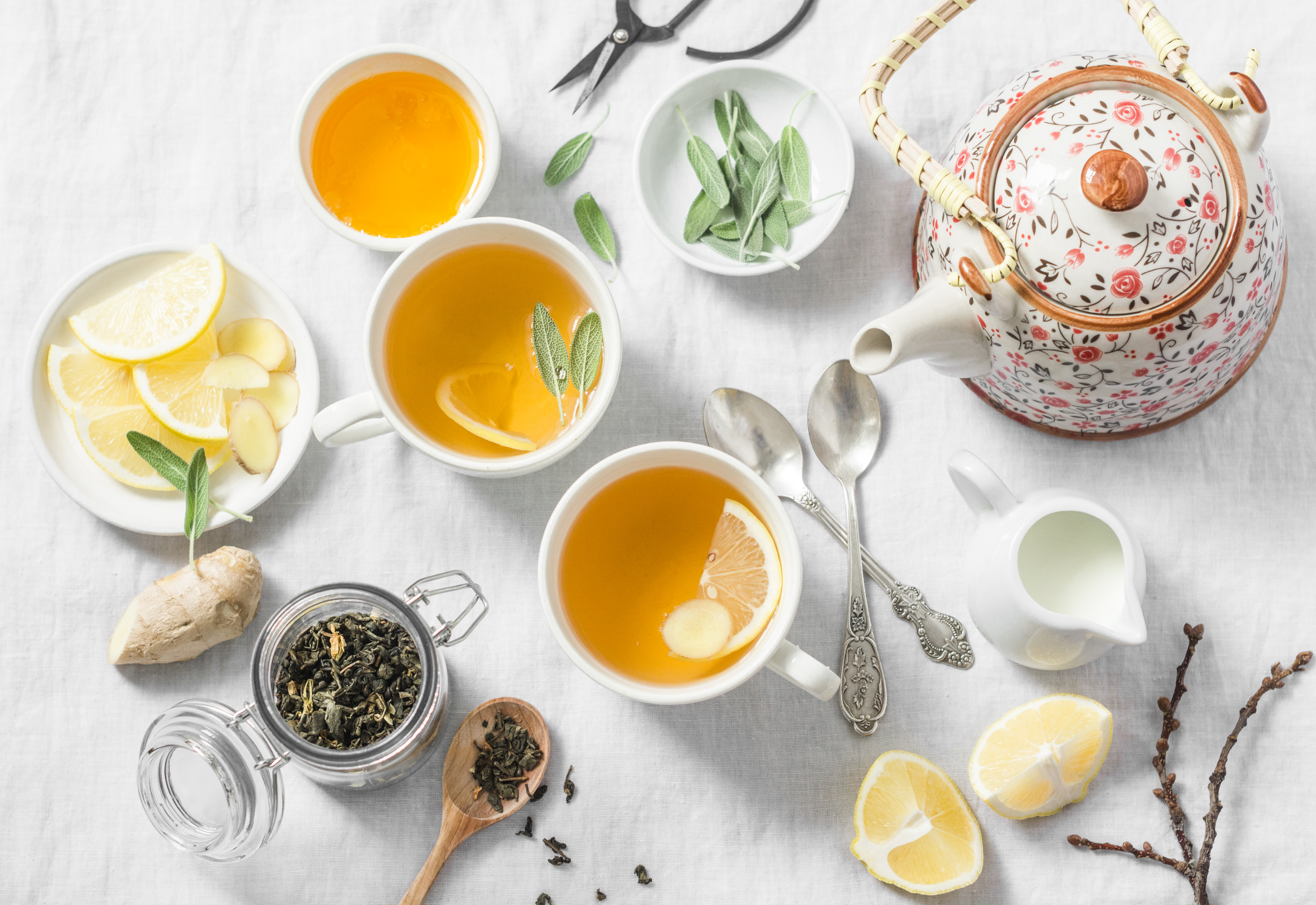 does white tea help reduce belly fat? | healthy eating | sf gate