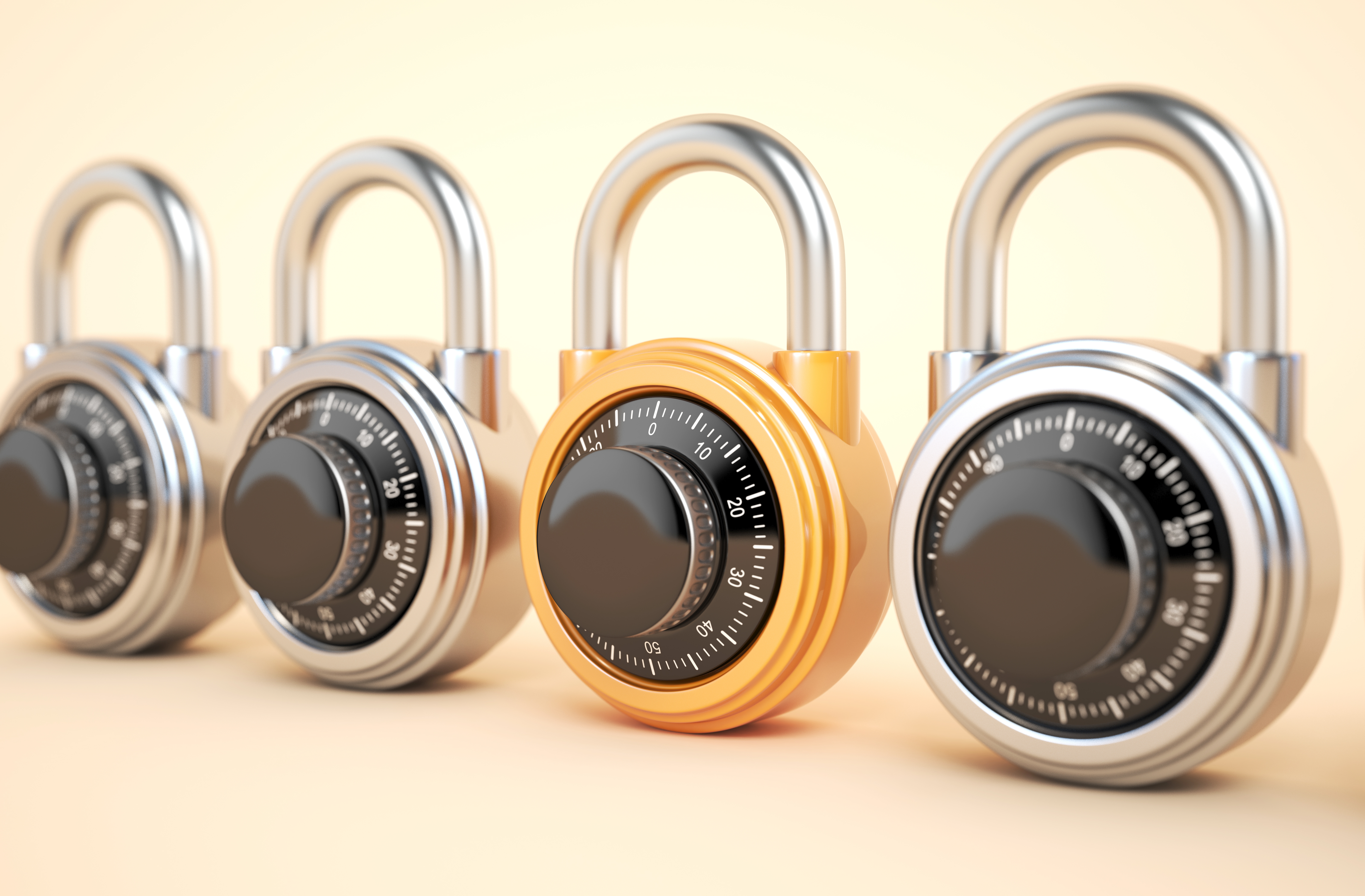 How to Use a Combination Lock | Hunker