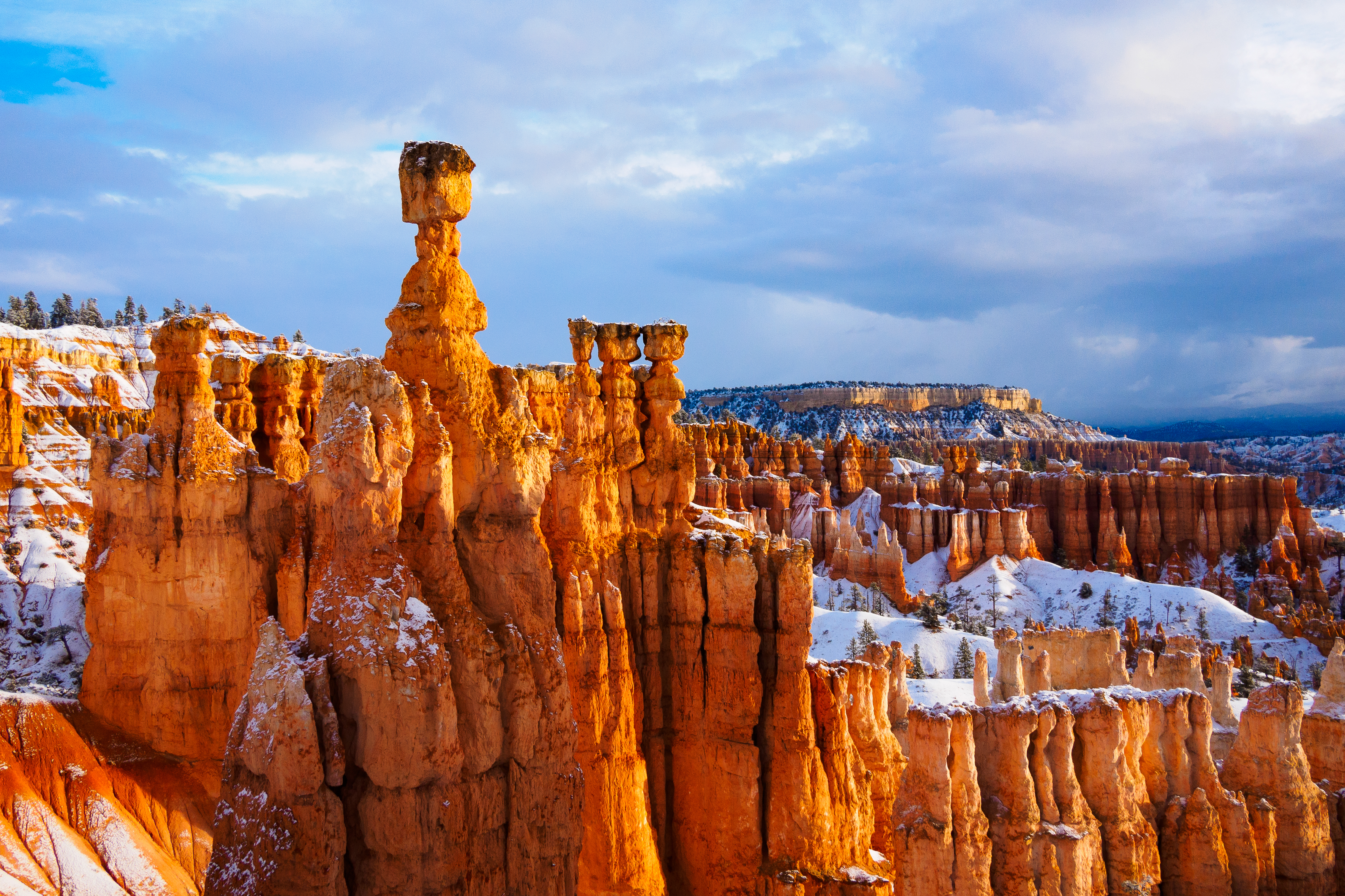 Utah National Parks In Winter