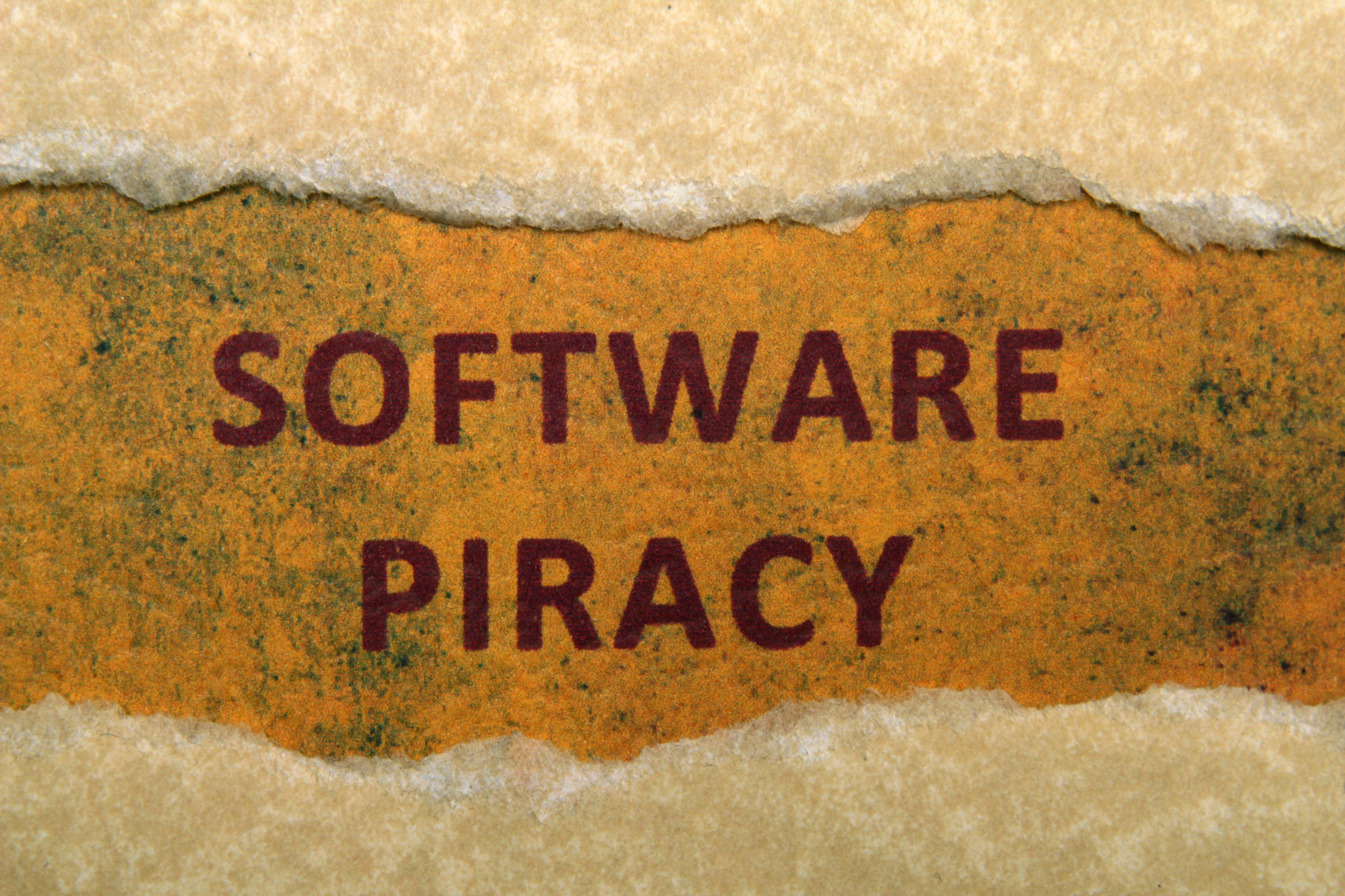 Legal Penalties for Software Piracy