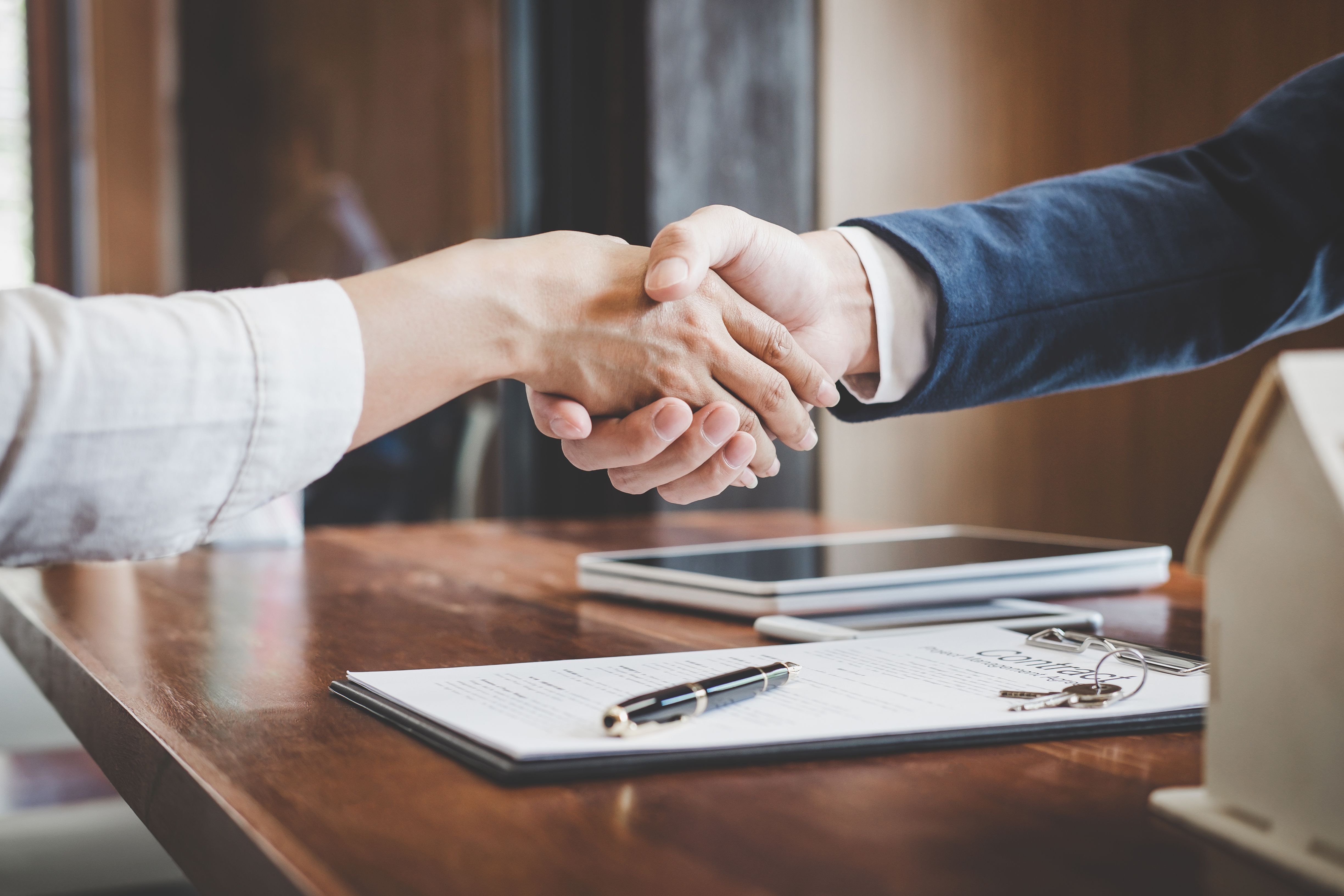Can I Get Out of a Real Estate Contract Before Closing