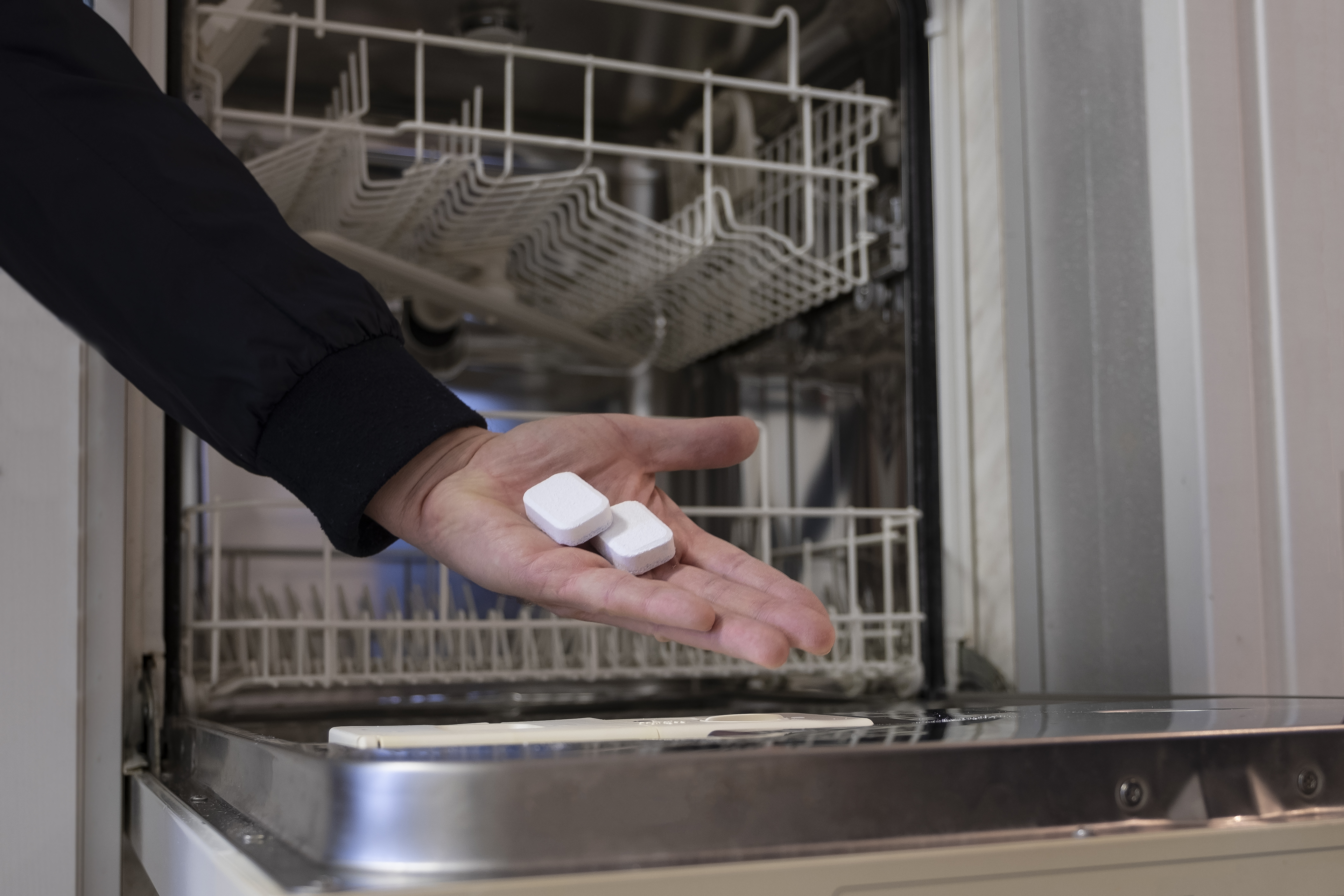 How to Convert a Portable Dishwasher to an Under-Counter